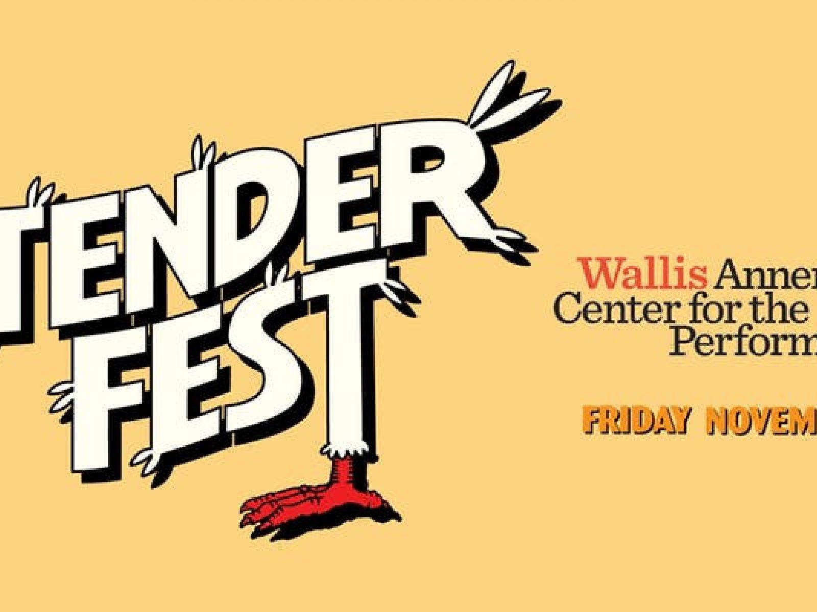 Main image for event titled Off The Menu & John Terzian Present TenderFest