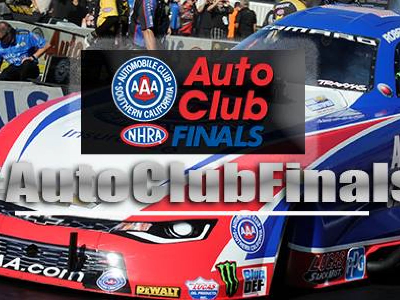 Main image for event titled Auto Club NHRA Finals (OPENING DAY)
