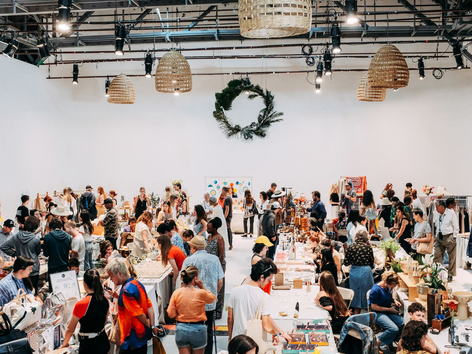 Photo: Echo Park Craft Fair