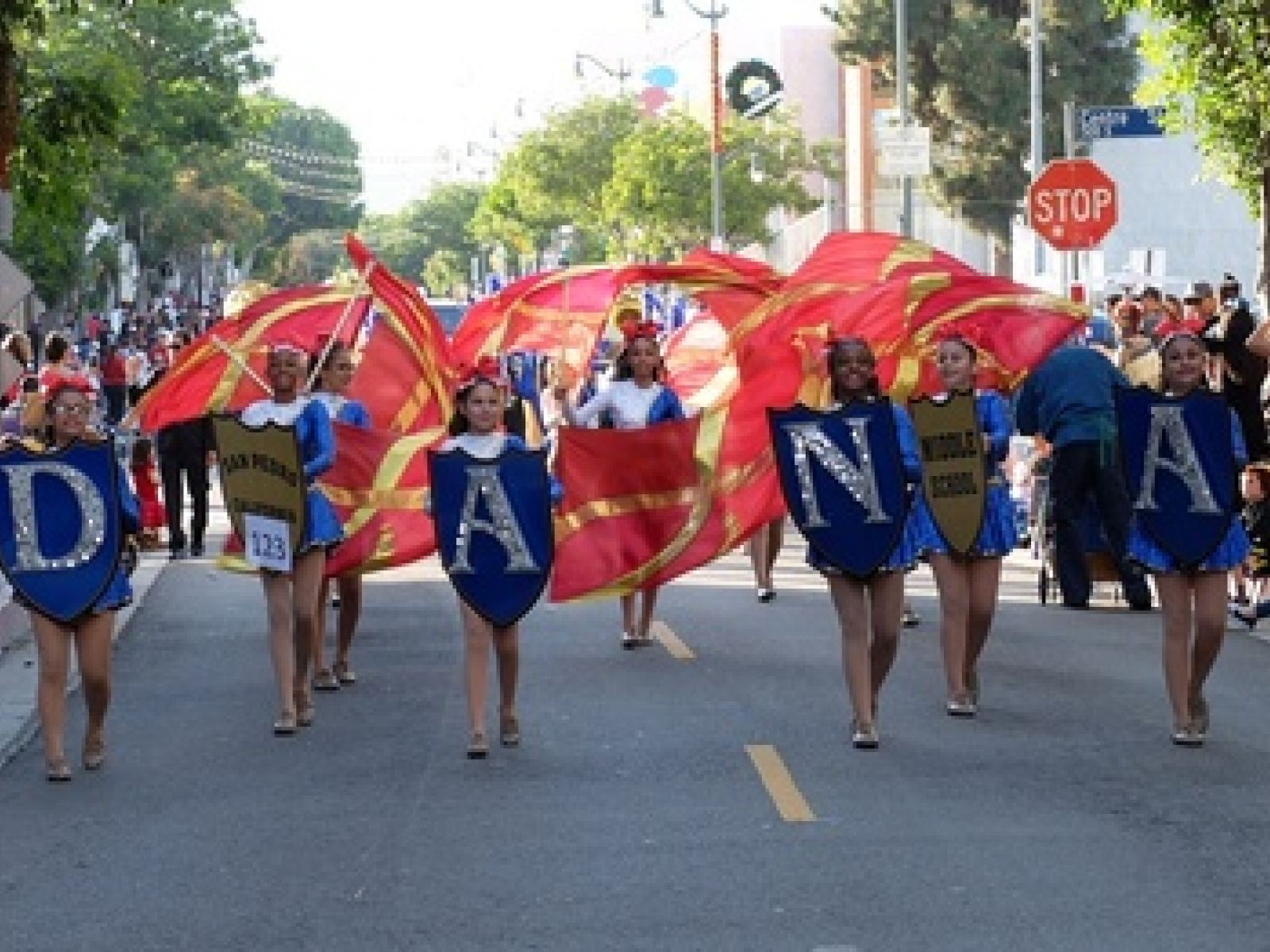 Main image for event titled 39th Annual Spirit of San Pedro Holiday Parade