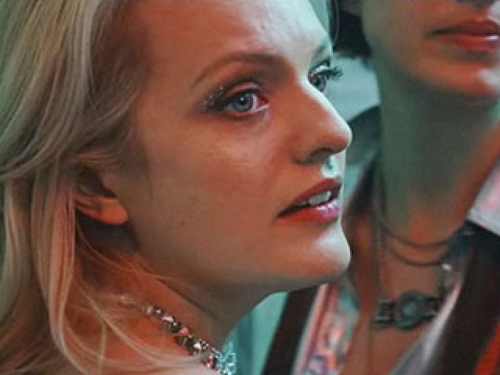 Actress Elisabeth Moss In Person!