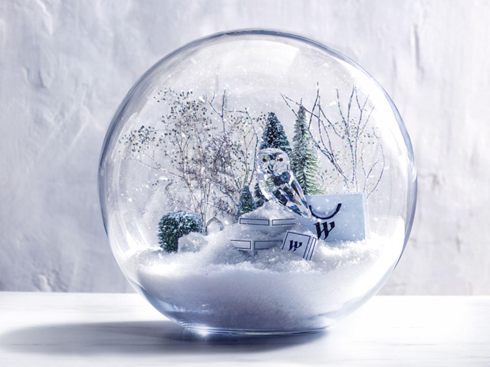 Westfield Snow Globe