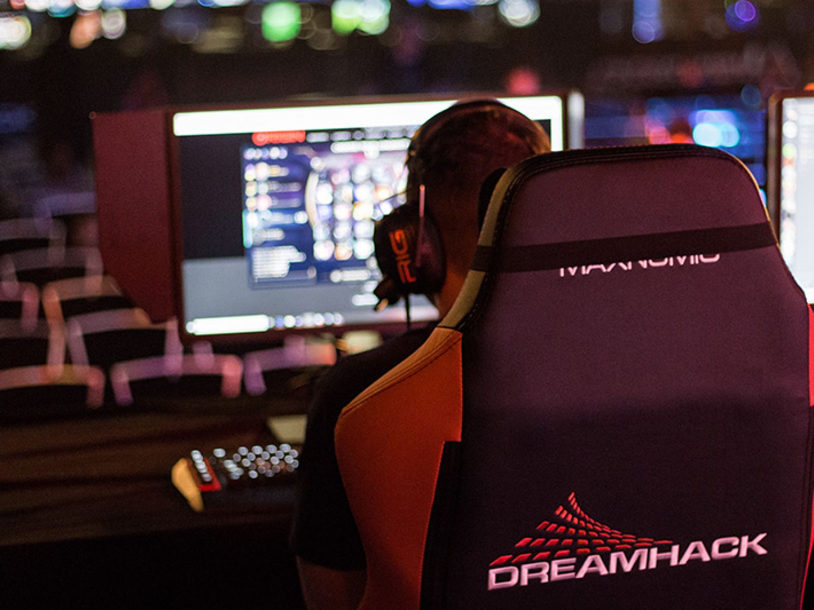 DreamHack Anaheim 2020. Courtesy of DreamHack.