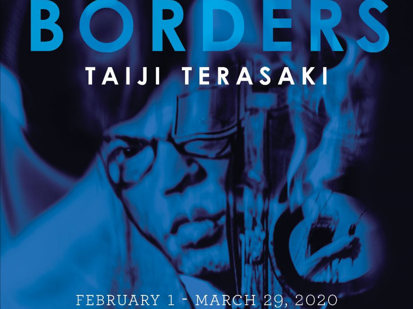 Taiji Terasaki TRANSCENDIENTS Heroes at Borders