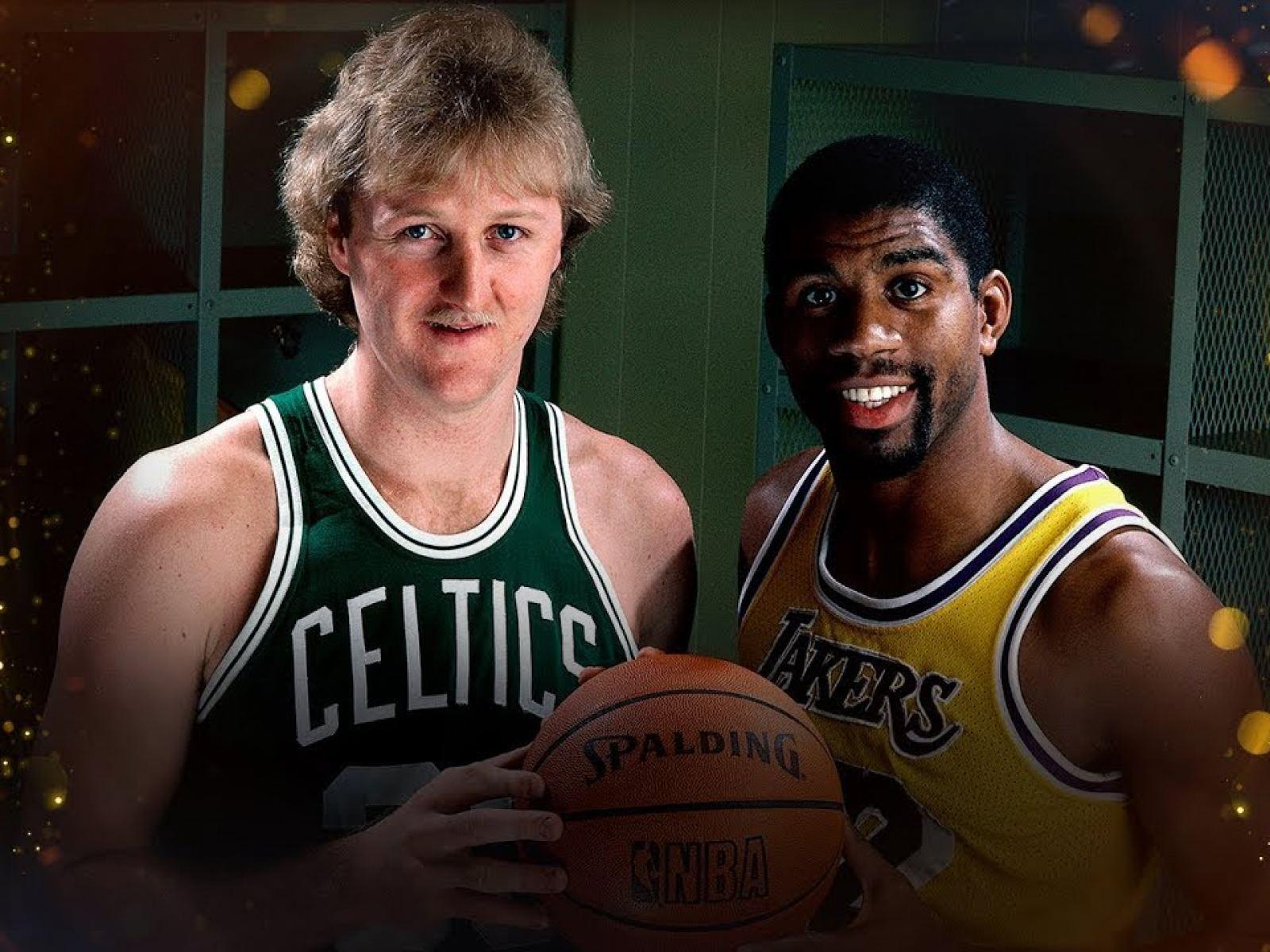 Main image for event titled Los Angeles Lakers vs Boston Celtics