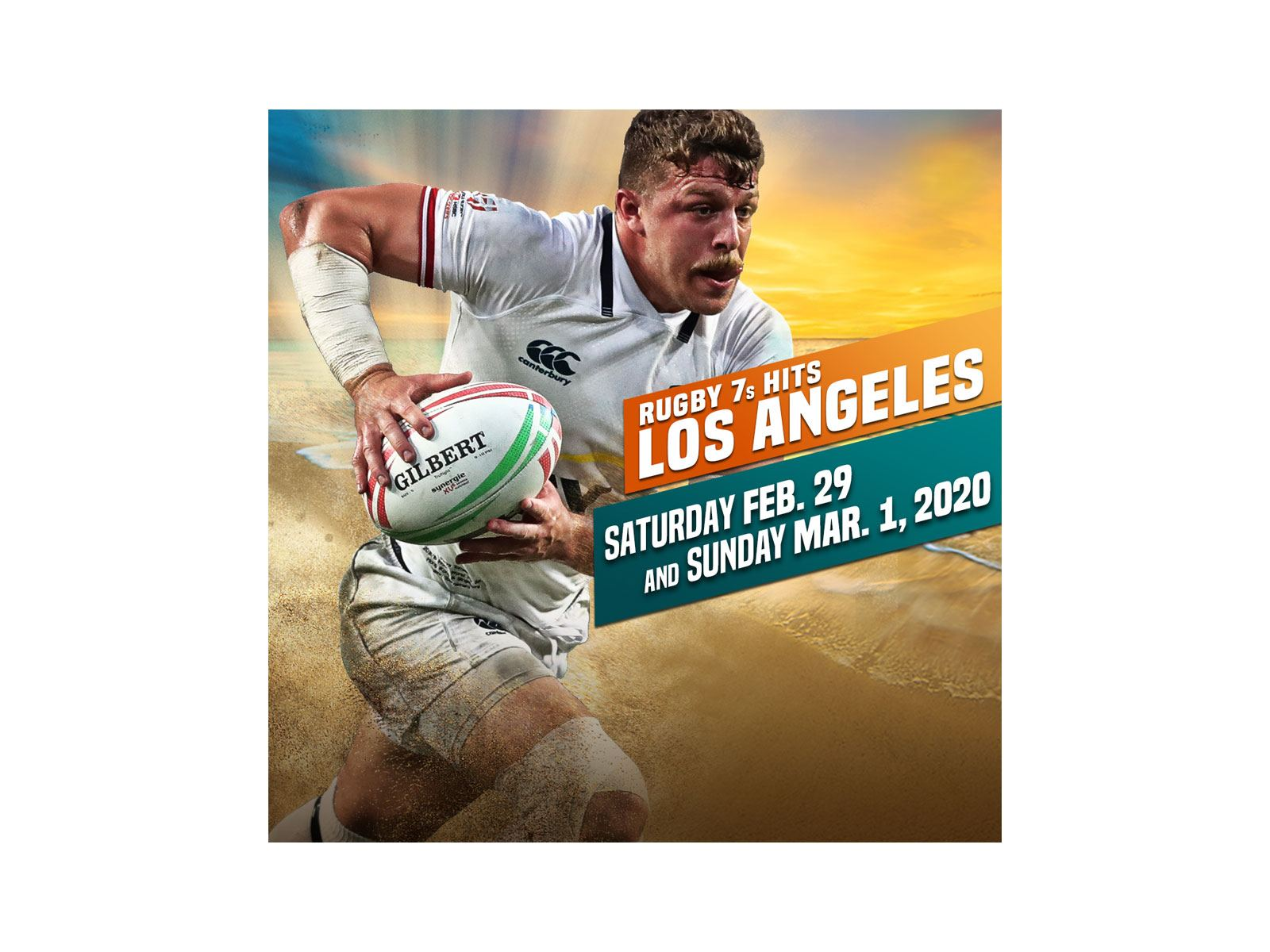 Main image for event titled Rugby Sevens: Pool Play