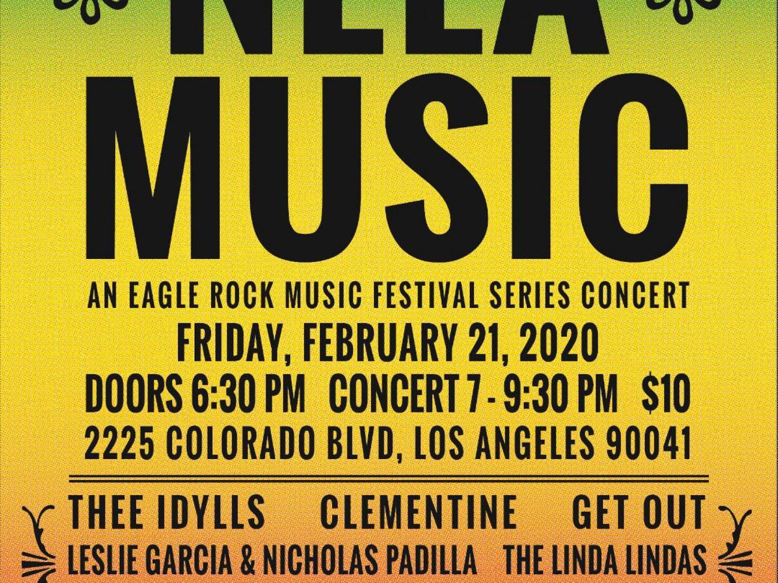 NELA Music Series