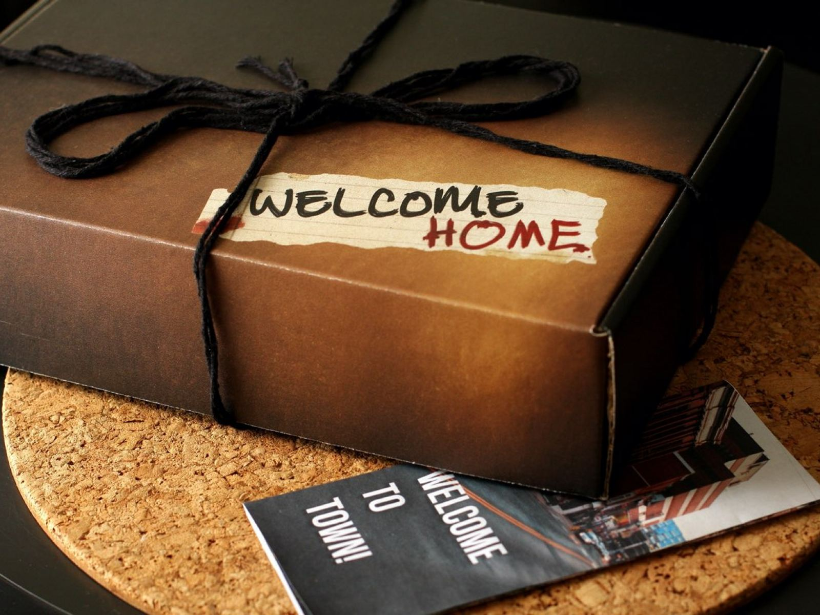 Welcome Home Mystery Story Box