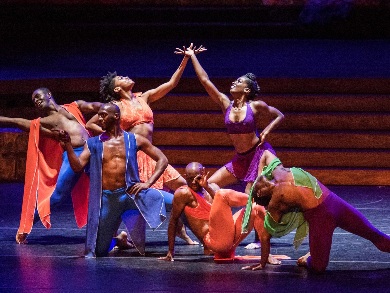 Main image for event titled Lula Washington Dance Theater: From the Ford