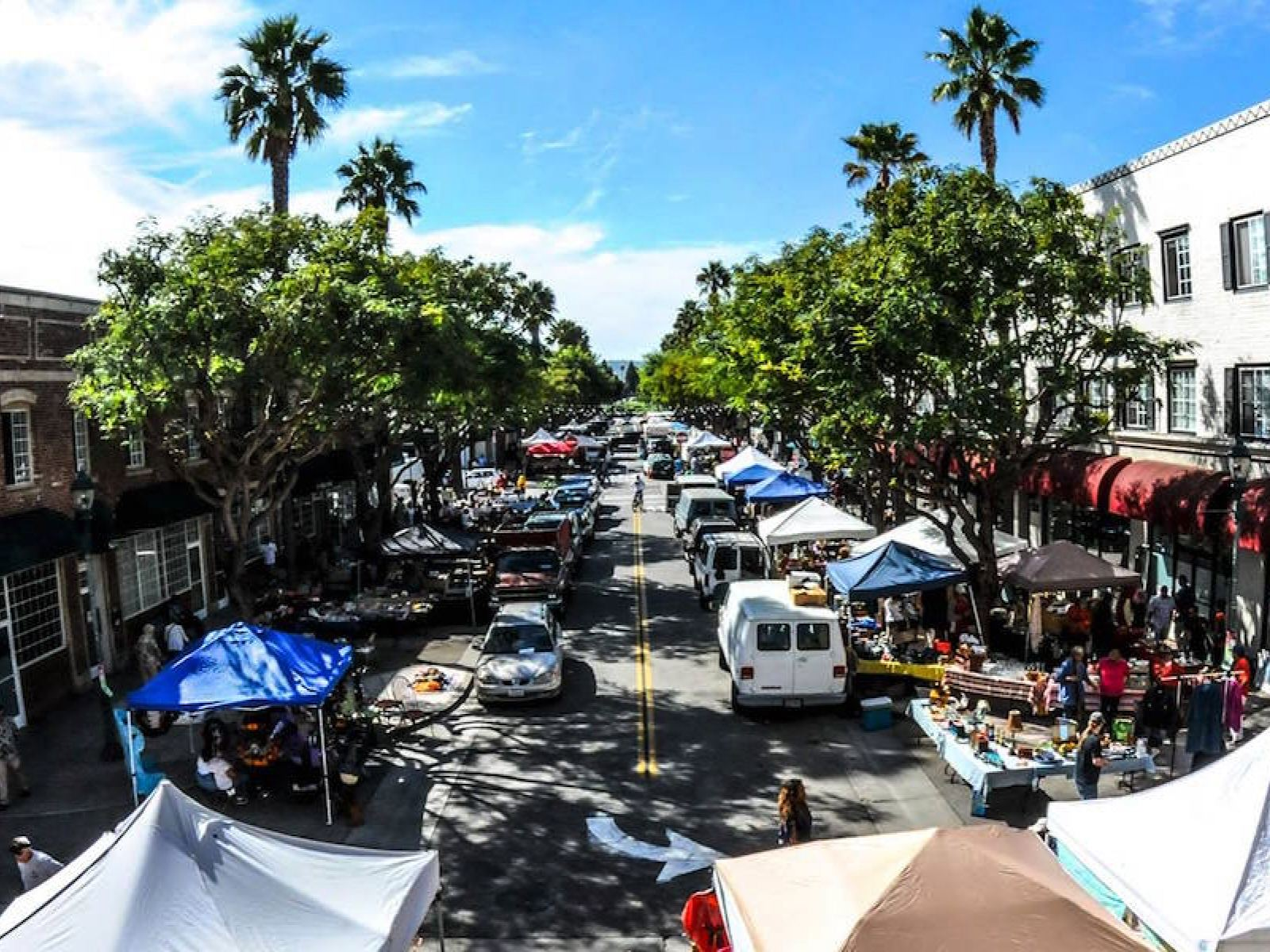 Main image for event titled Torrance Antique Street Faire