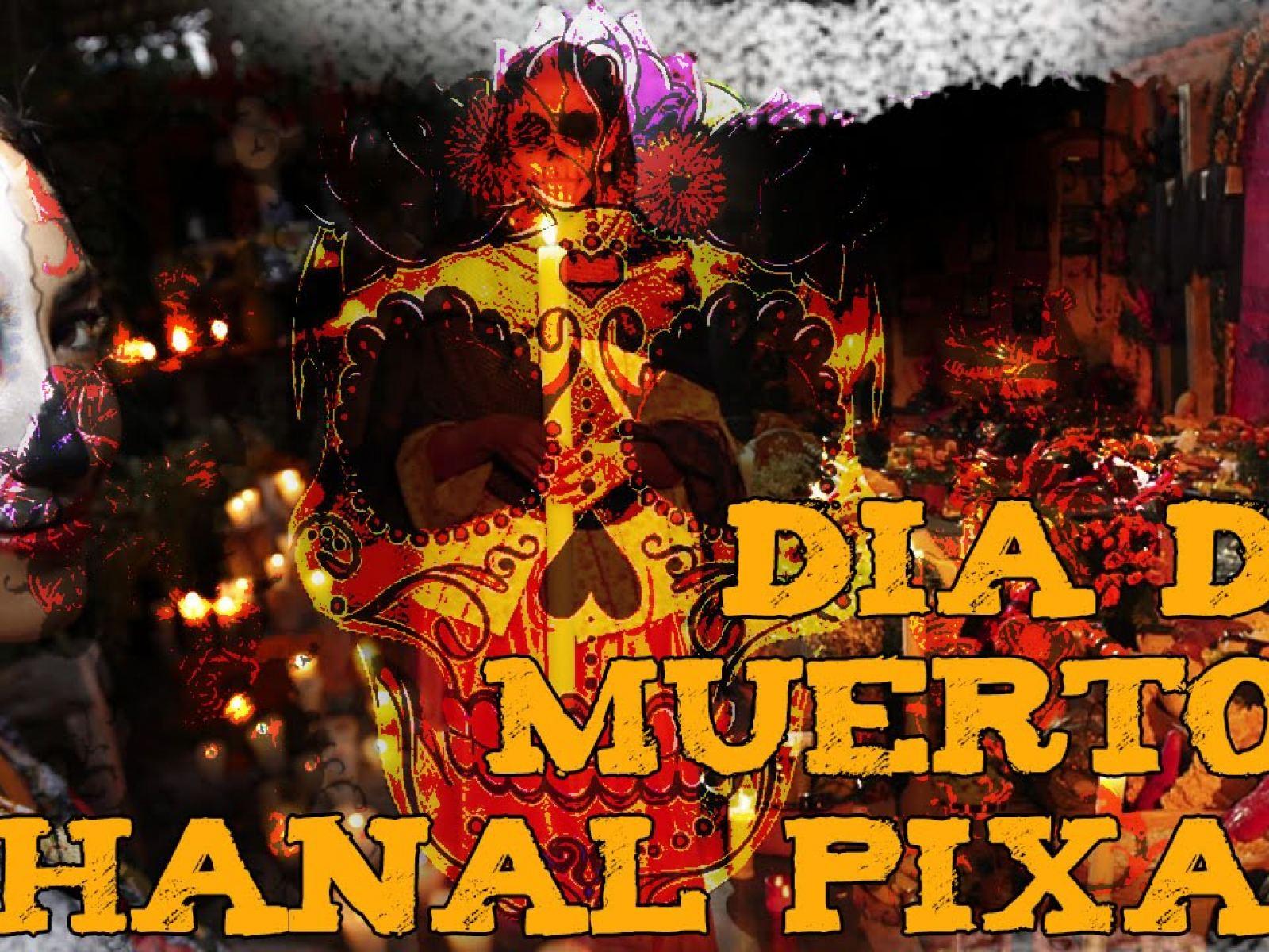 "Main image for event titled El ""Hanal Pixán"" Dia de Muertos de los Mayas"