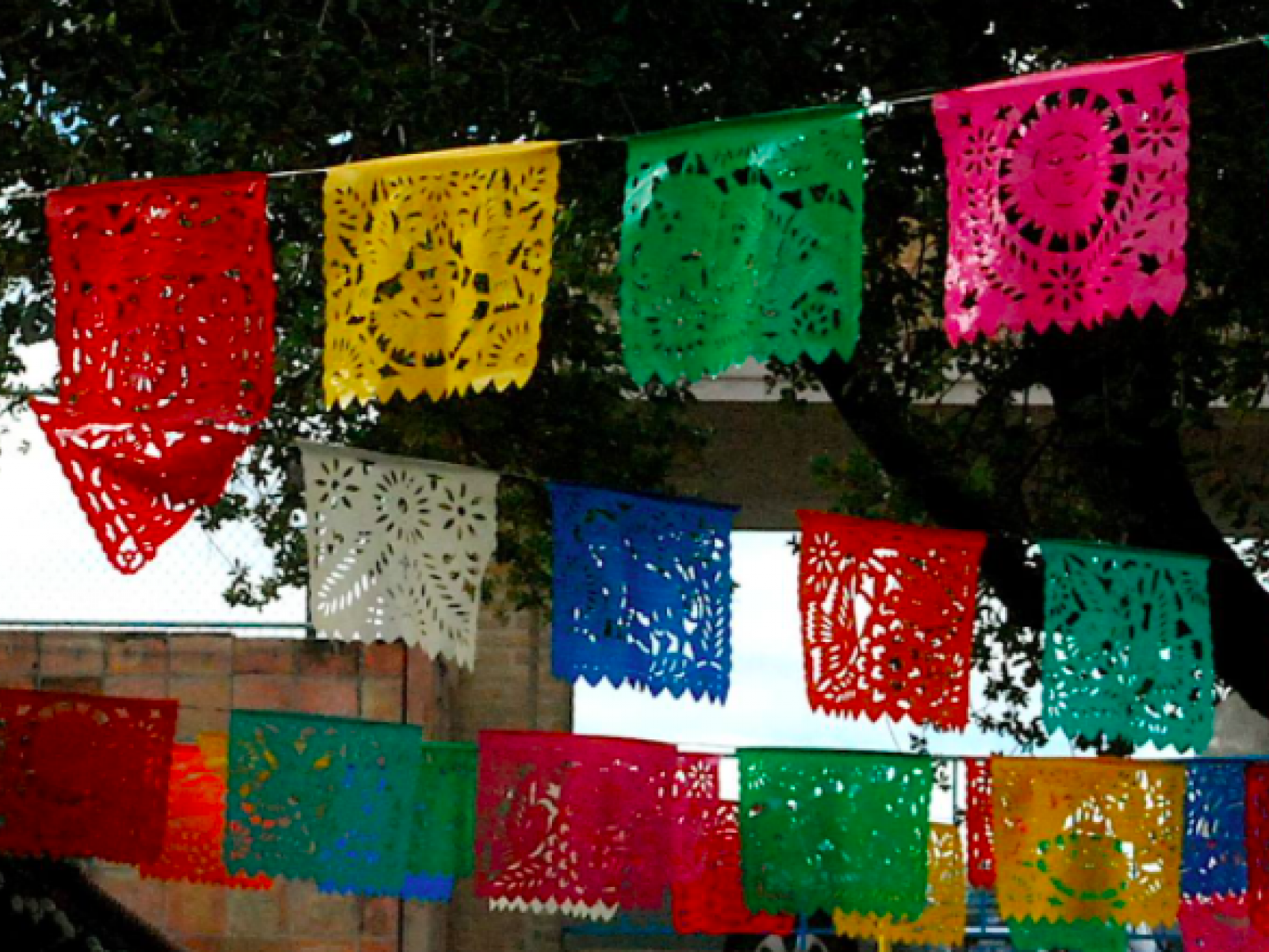 Main image for event titled Papel Picado Workshop