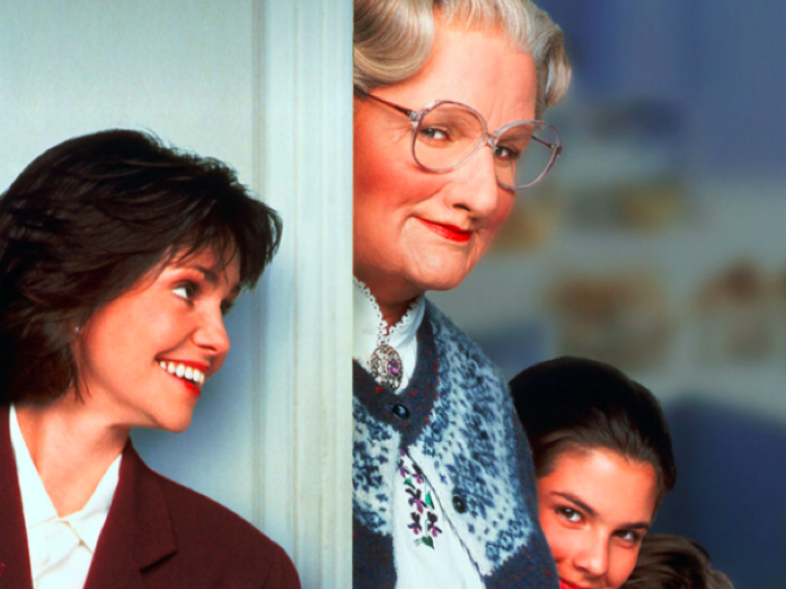 Hollywood Legion Theater Mrs Doubtfire 1993 Discover Los Angeles