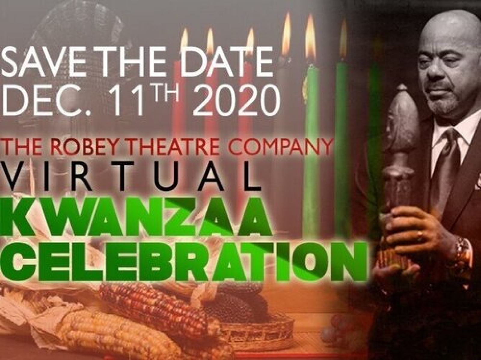 Main image for event titled Virtual Kwanzaa Celebration