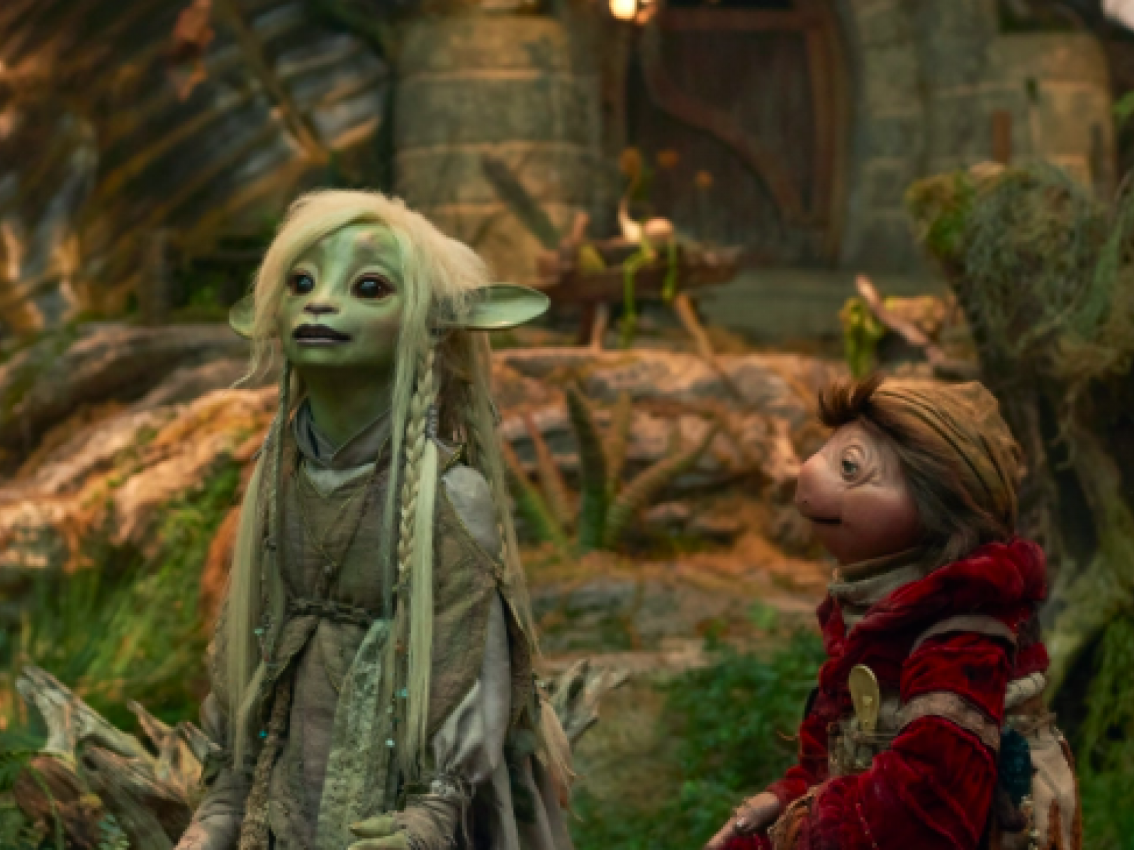 Main image for event titled THE DARK CRYSTAL at the Plant Drive-In
