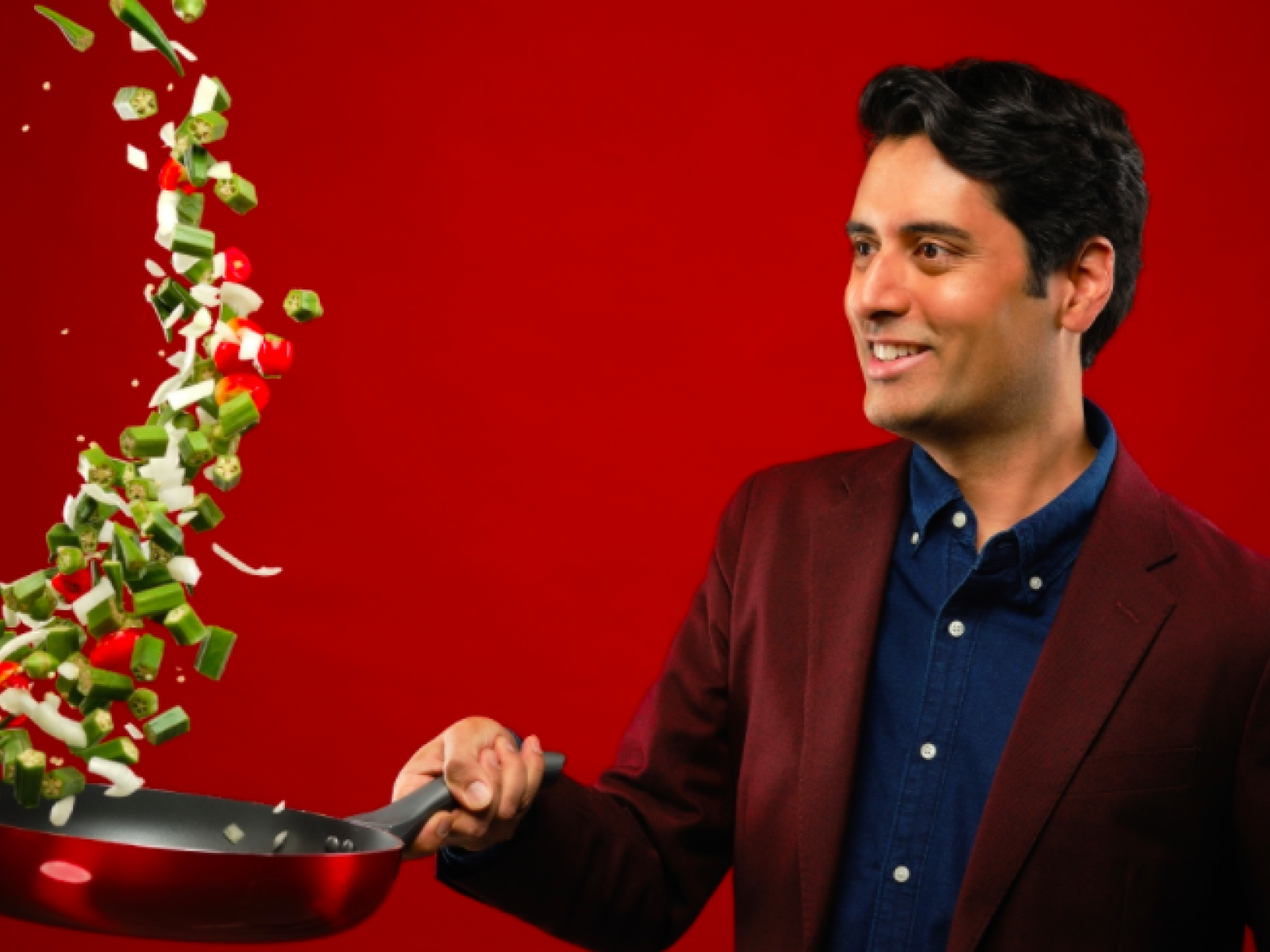 Main image for event titled Bollywood Kitchen at the Geffen Stayhouse (OPENING NIGHT)
