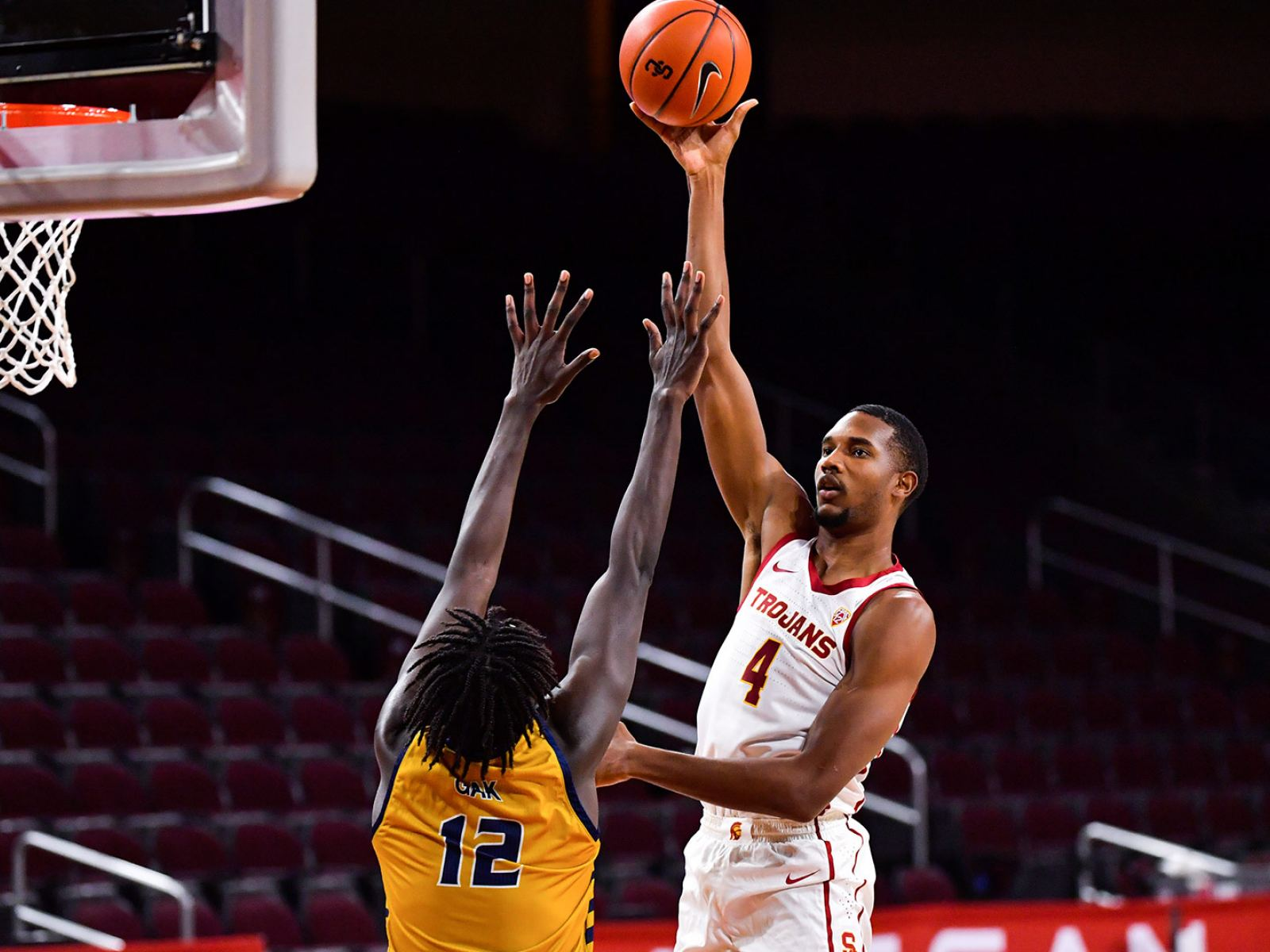 Main image for event titled USC Men's Basketball @ Utah