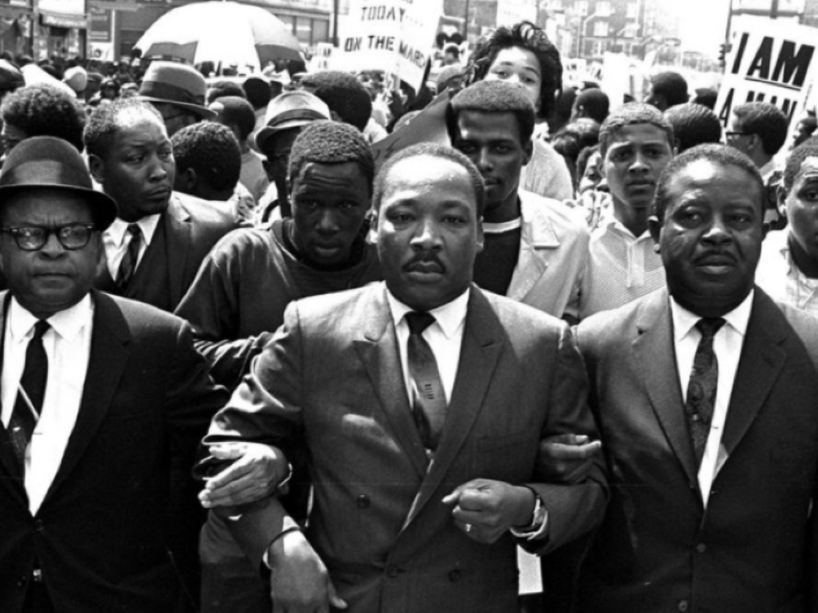 Main image for event titled California African American Museum presents: MLK Day Celebration 2021