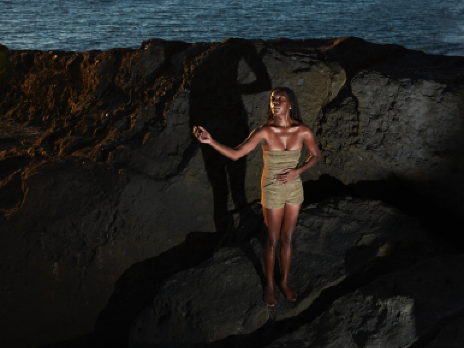 Main image for event titled Jessica Emmanuel: ˈkwirē/: by REDCAT