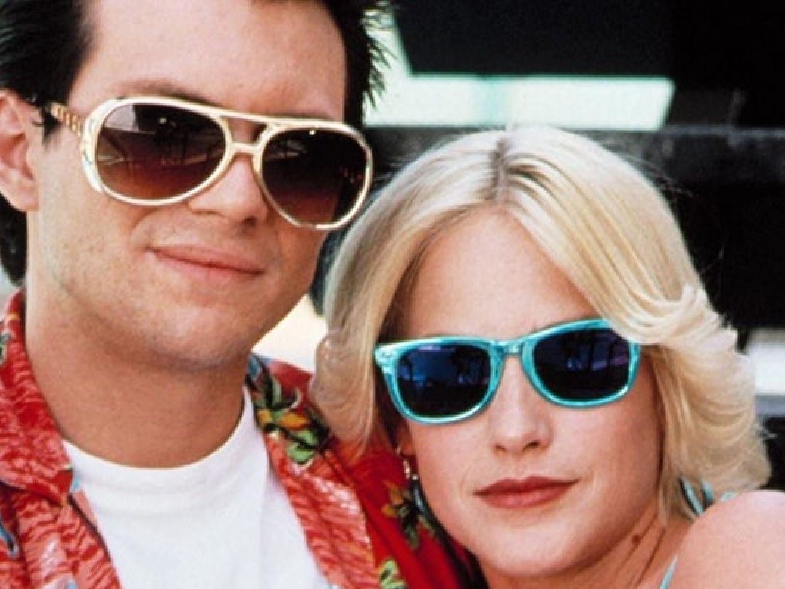 Main image for event titled TRUE ROMANCE Secret Movie Club Cult Classic Night @Electric Dusk Drive-In