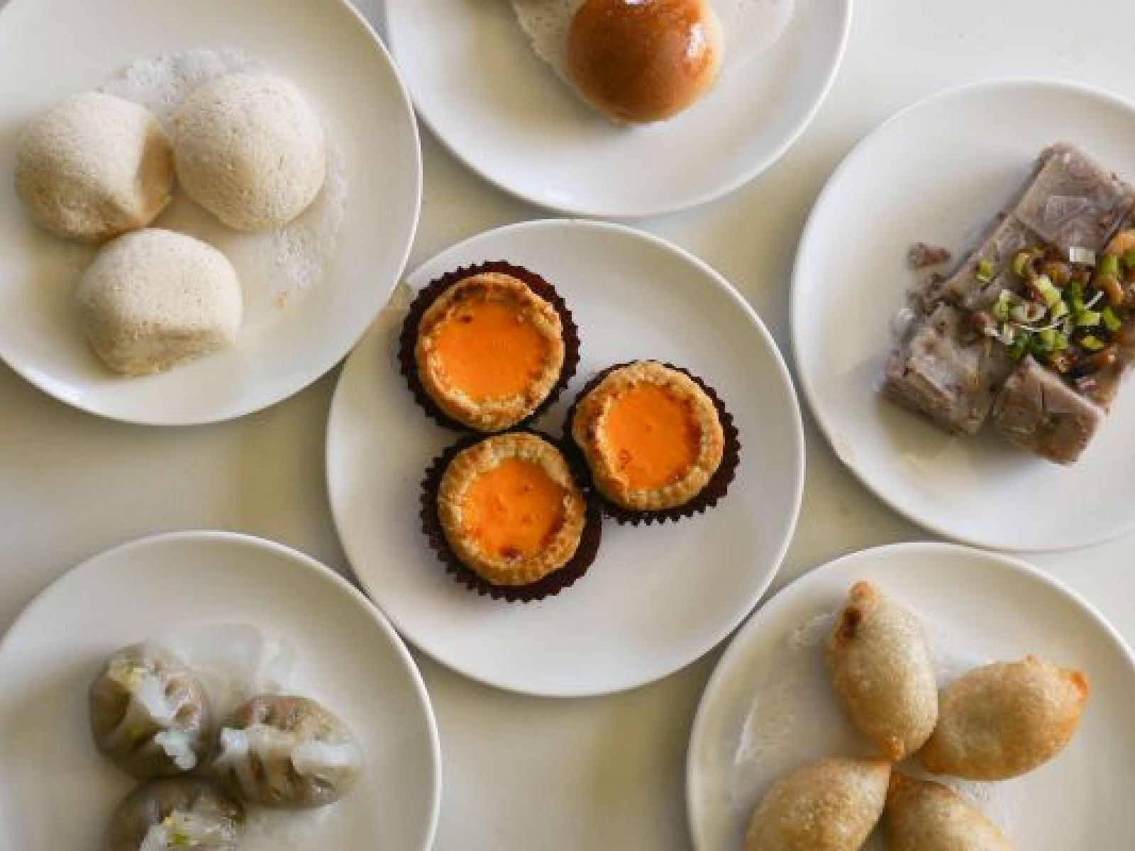 Main image for guide titled The Best Dim Sum Restaurants in Los Angeles