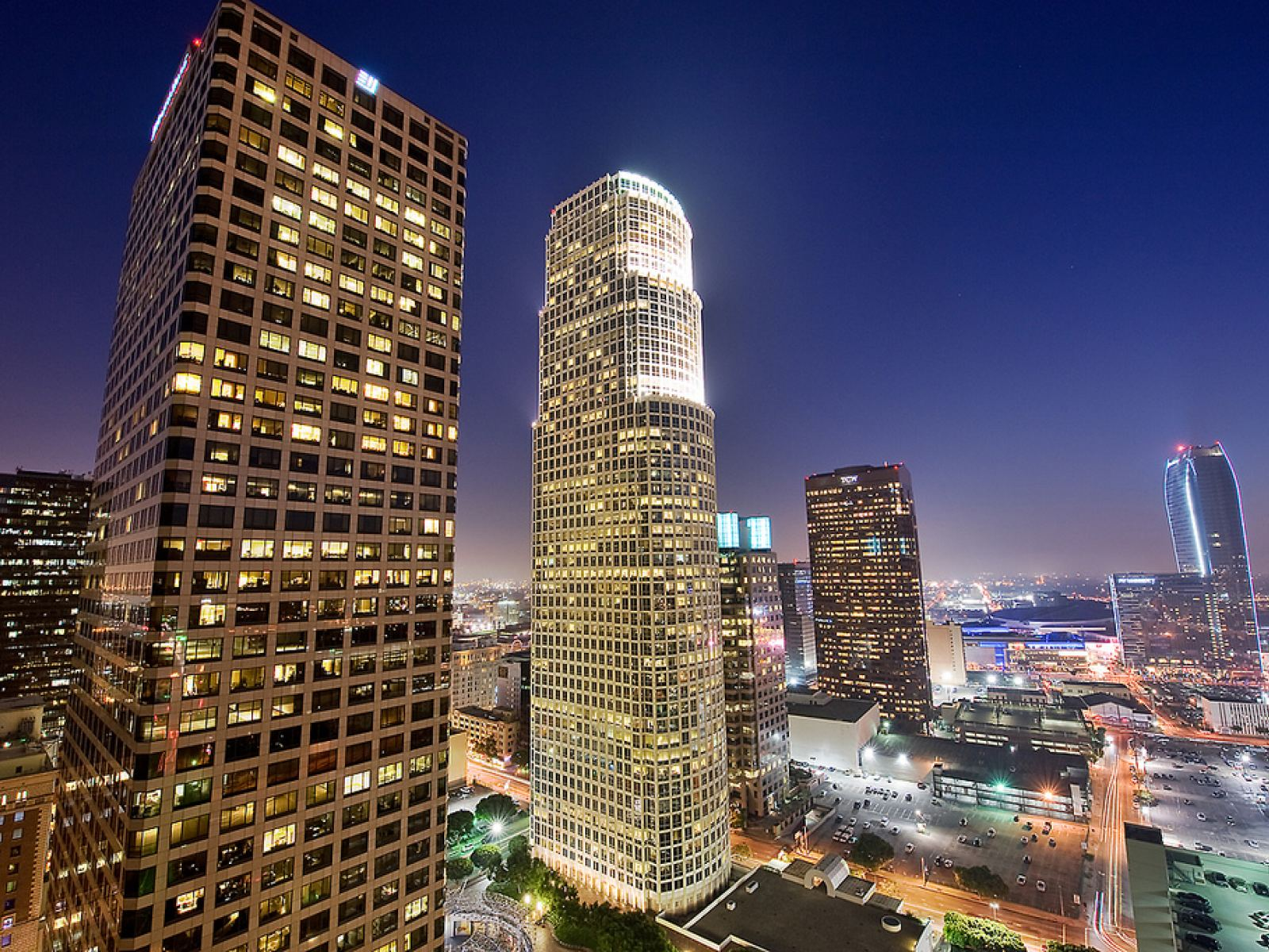 Los Angeles Platz 1
