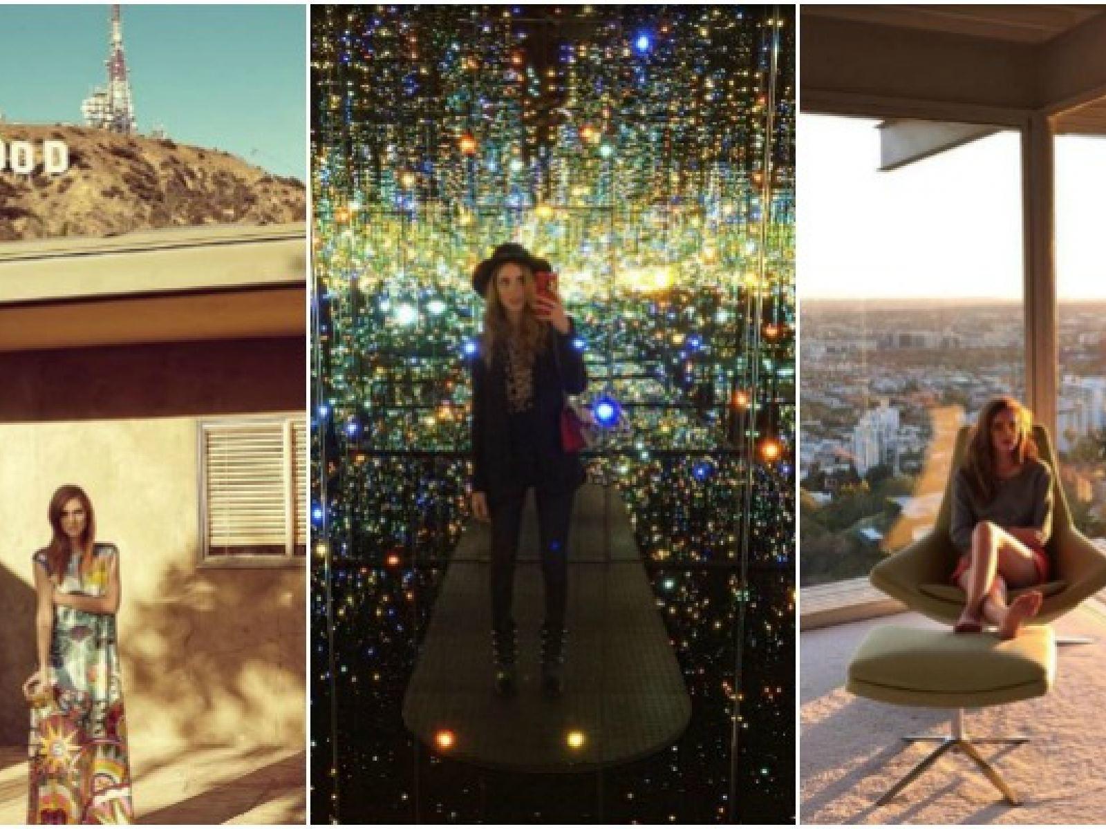 Chiara Ferragni S Los Angeles Adventures