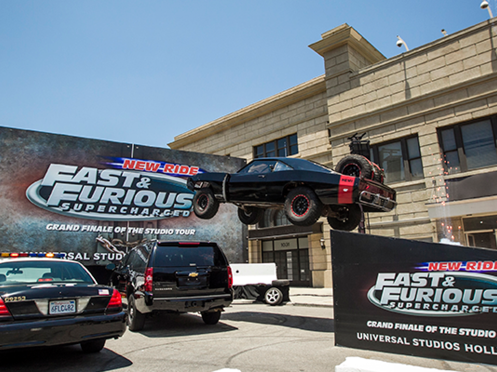 "Main image for article titled Visiter l'attraction ""Fast & Furious - Supercharged"" à Universal Studios Hollywood"