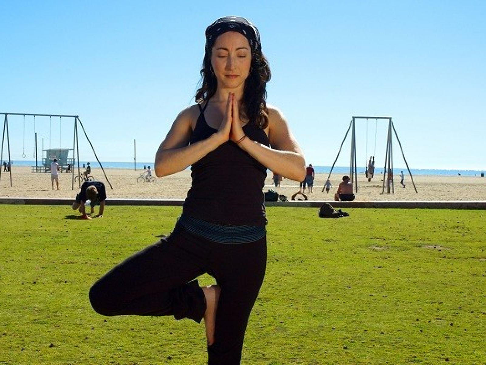 Main image for article titled Le bien-être : Tout est fait pour apprécier la vie sous le beau soleil de Santa Monica