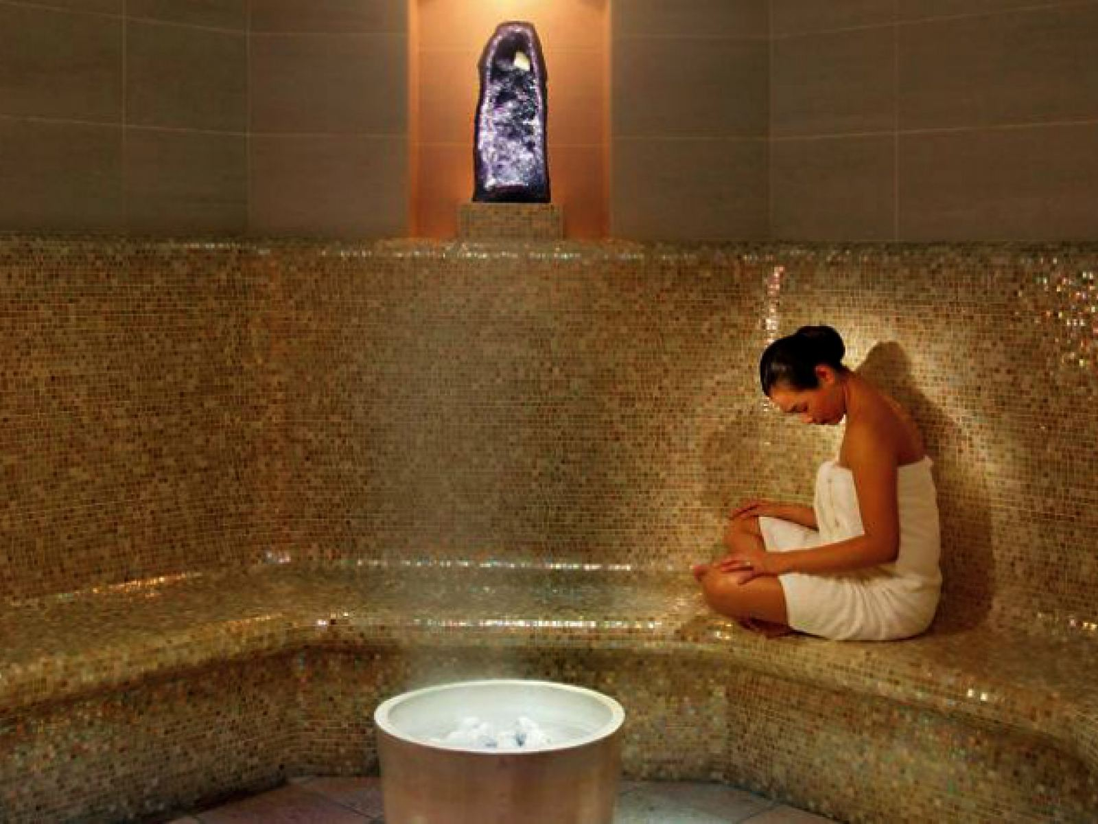 Main image for guide titled The Best Things to Do in L.A. On a Rainy Day: Spa & Wellness