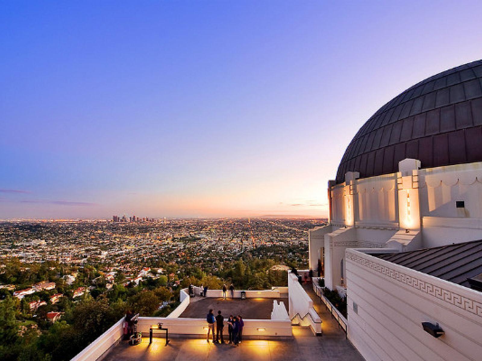 Main image for article titled Die schönsten Ausblicke auf Los Angeles: Unvergessliche Fotoeindrücke