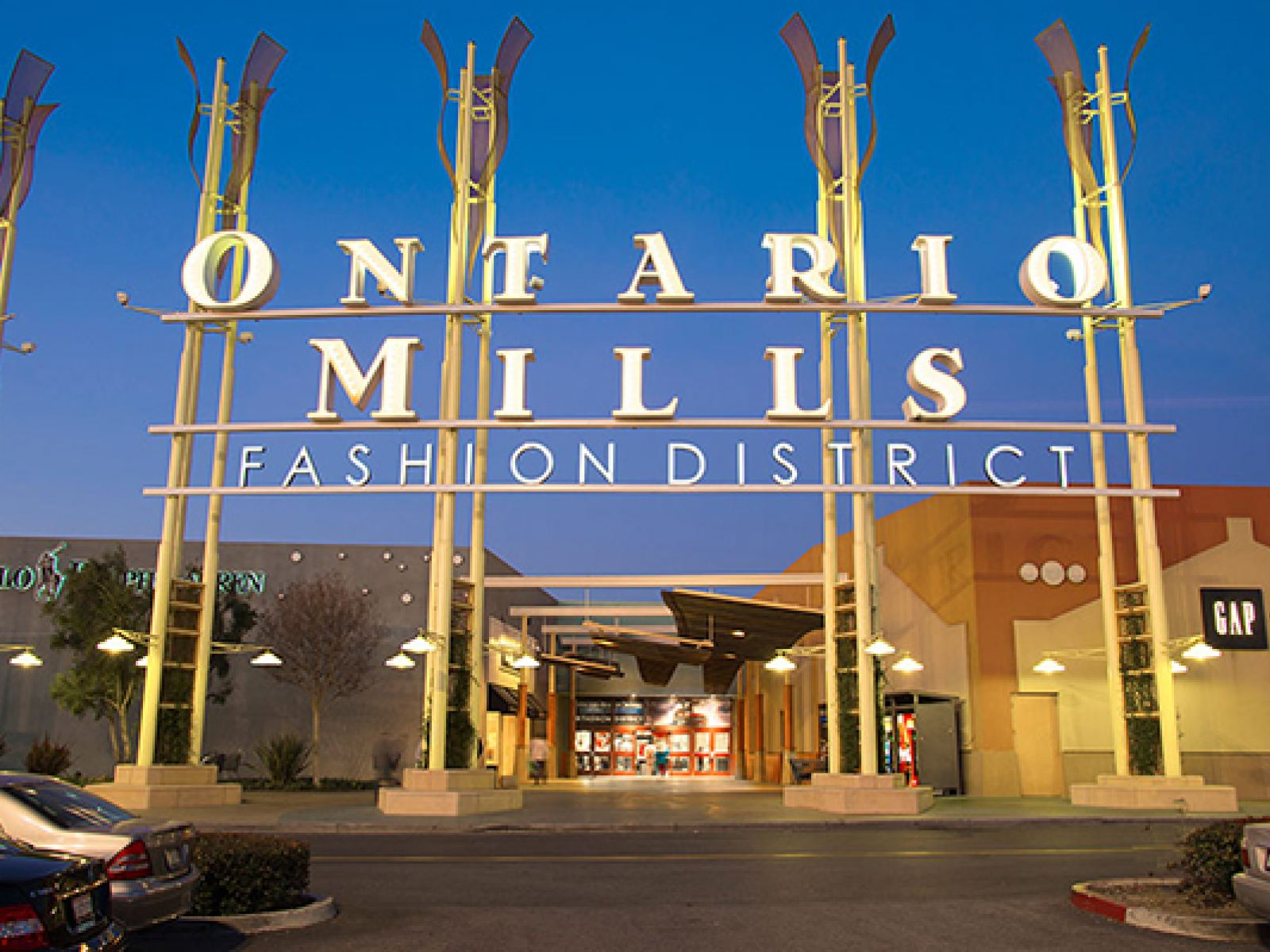 Main image for article titled Compras em Los Angeles: Ontario Mills