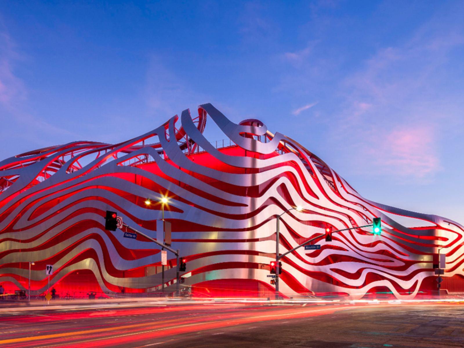 Car Museum Los Angeles >> Venue Spotlight Petersen Automotive Museum Discover Los Angeles