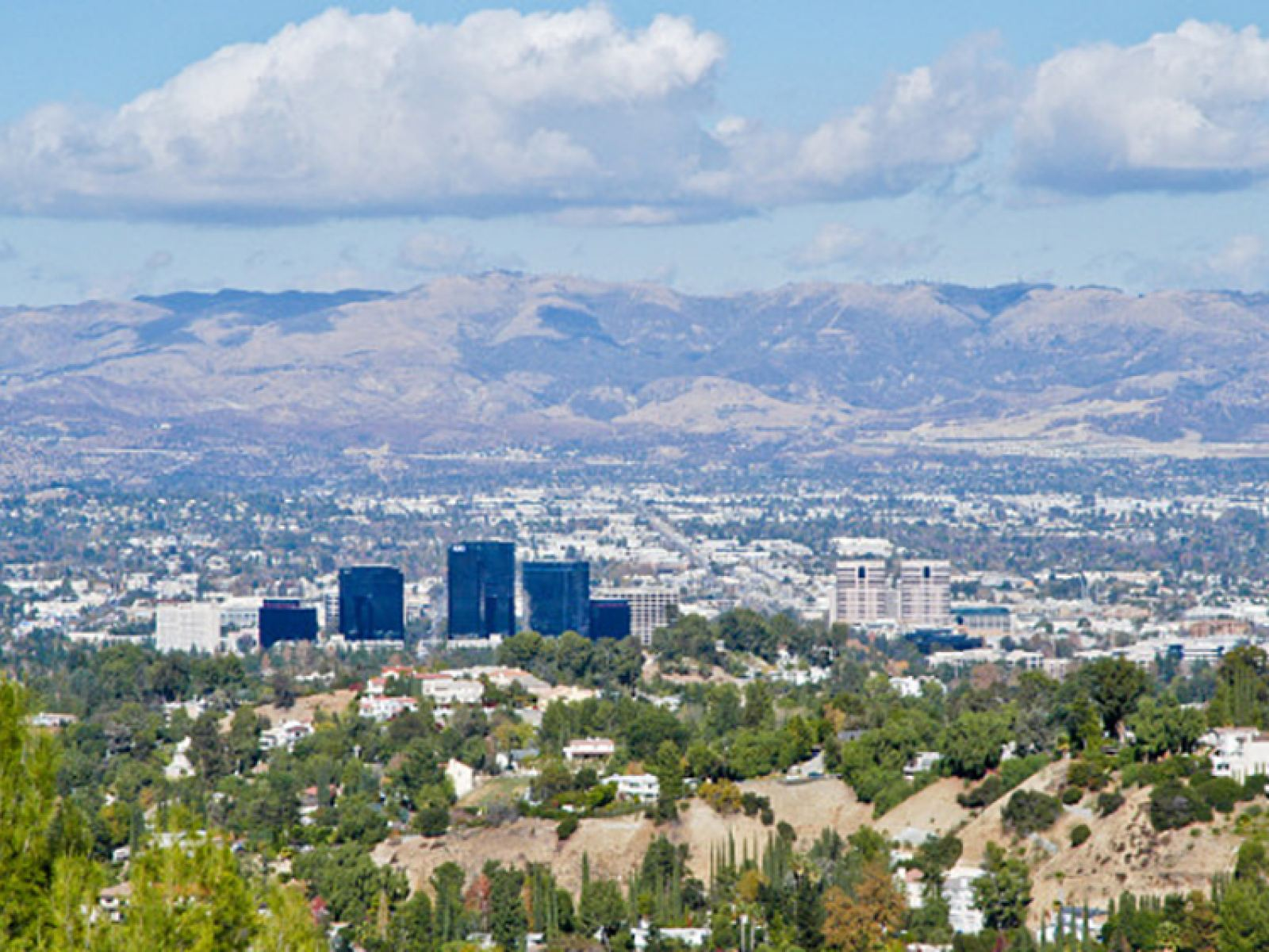 Main image for article titled Meet the San Fernando Valley