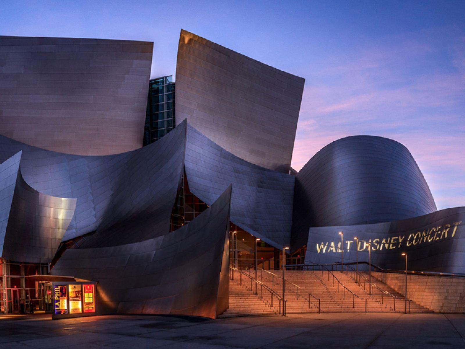 l a  concert venues that double as event space