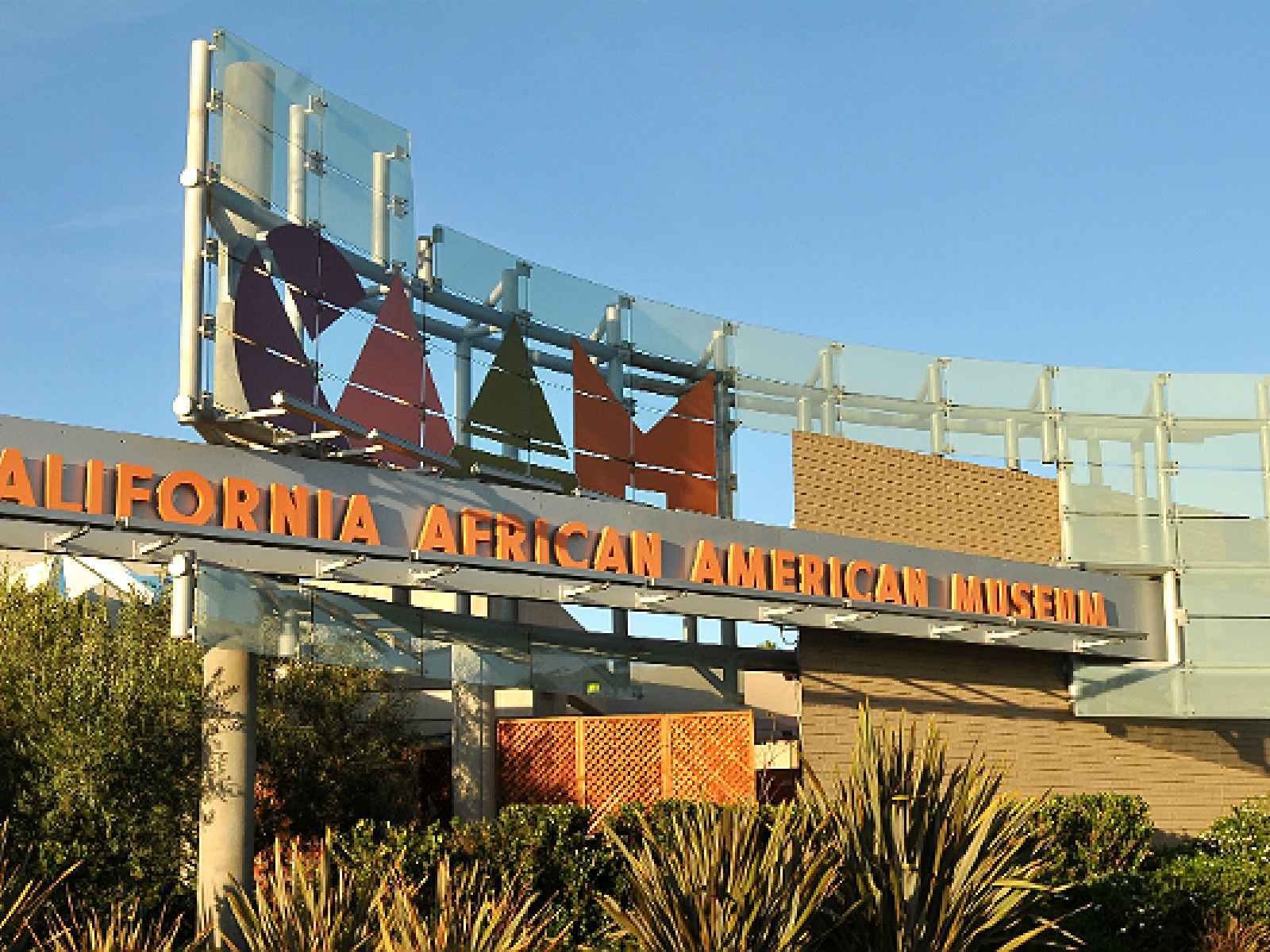 Main image for article titled Discover the California African American Museum