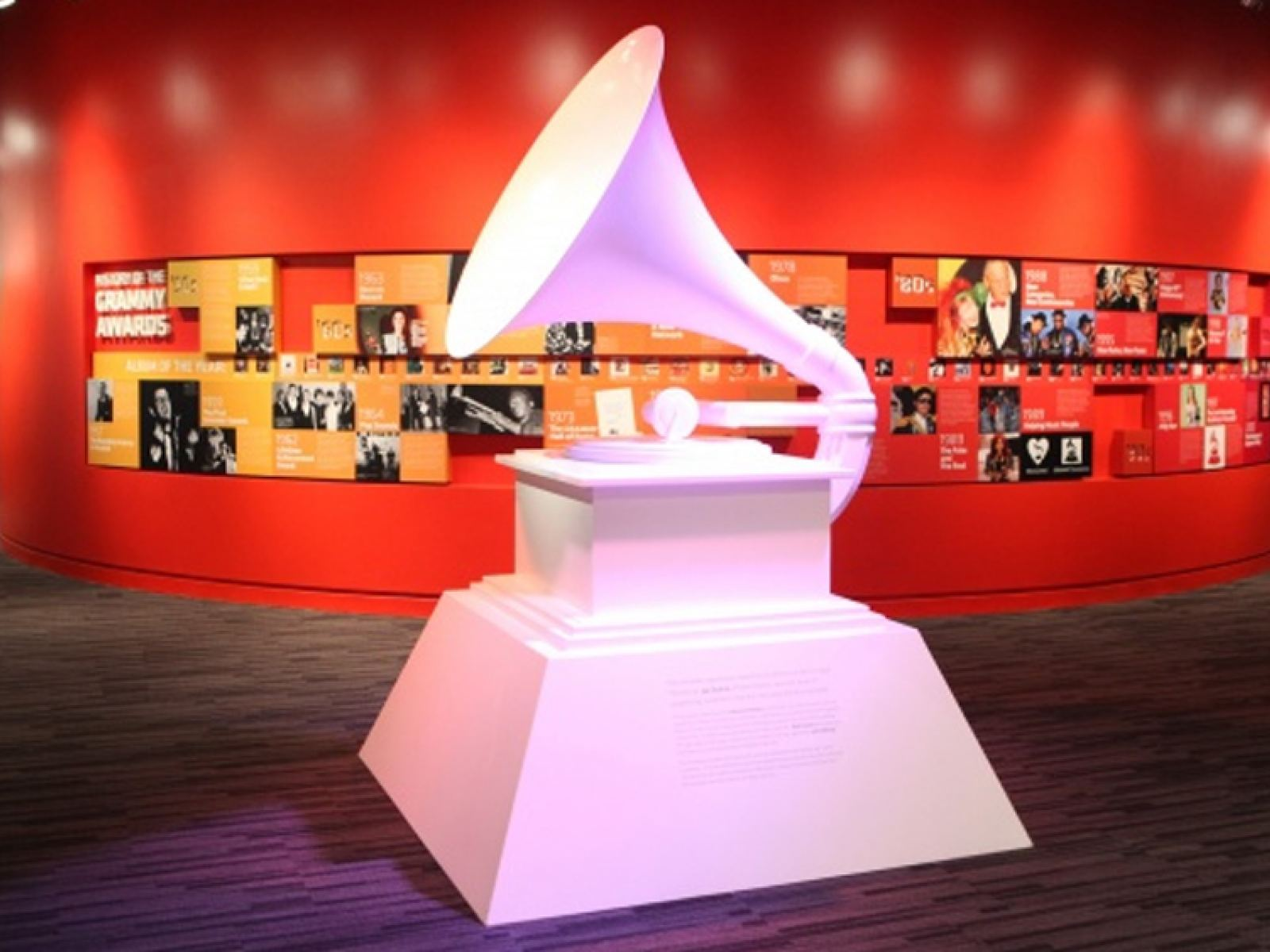 Main image for article titled Tune In & Check Out the Grammy Museum at L.A. LIVE