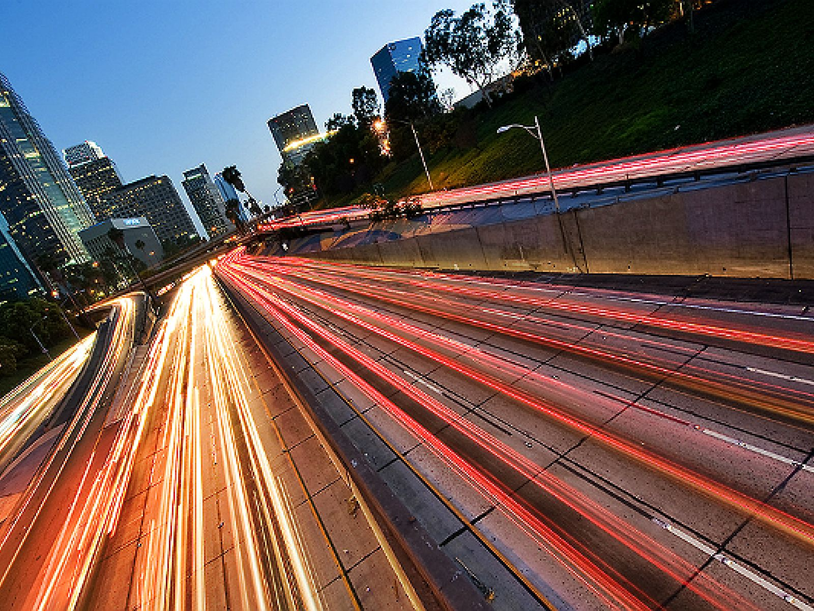 Main image for article titled Los Angeles Freeways