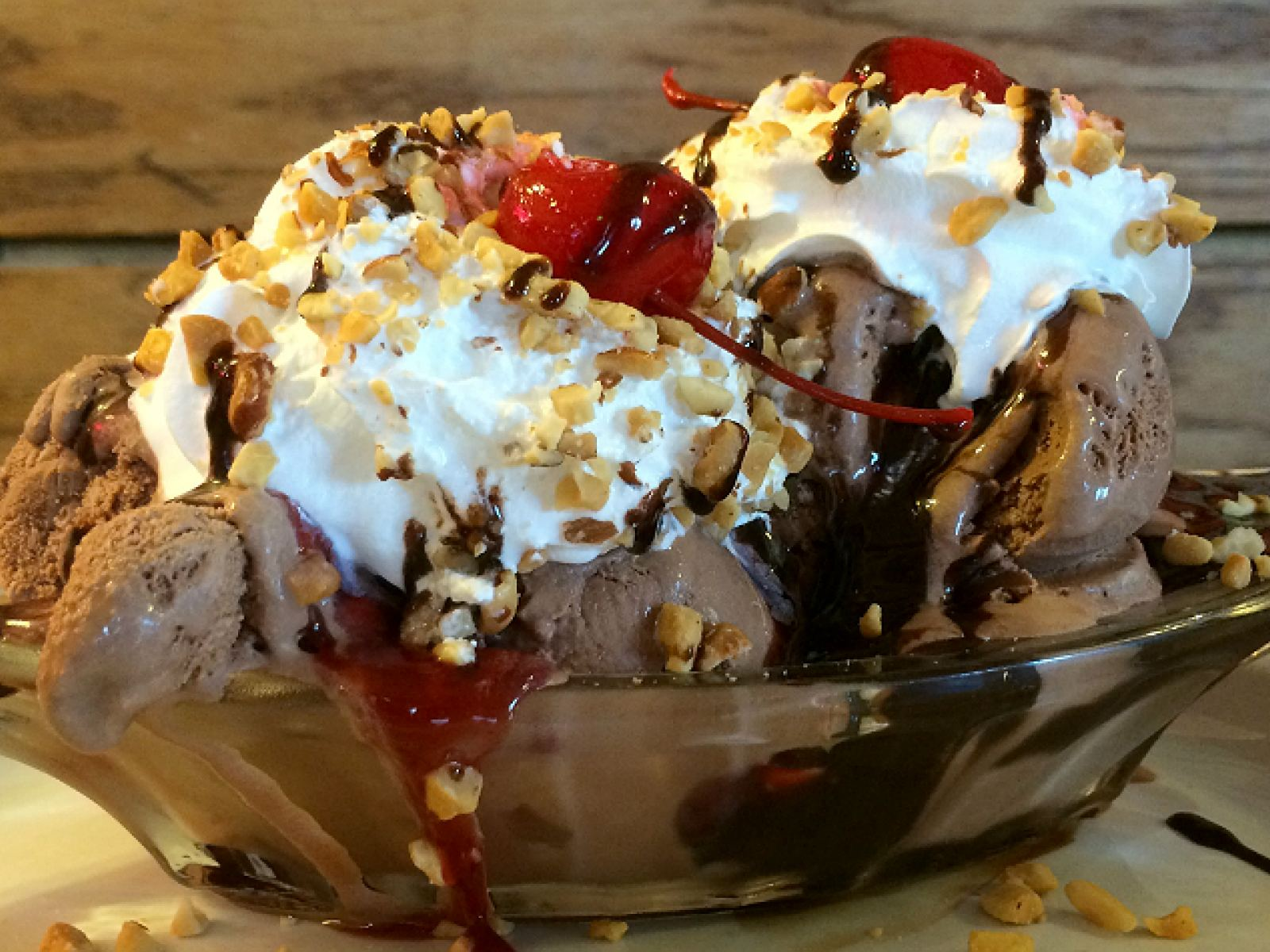 Main image for guide titled The Best Ice Cream Sundaes in Los Angeles