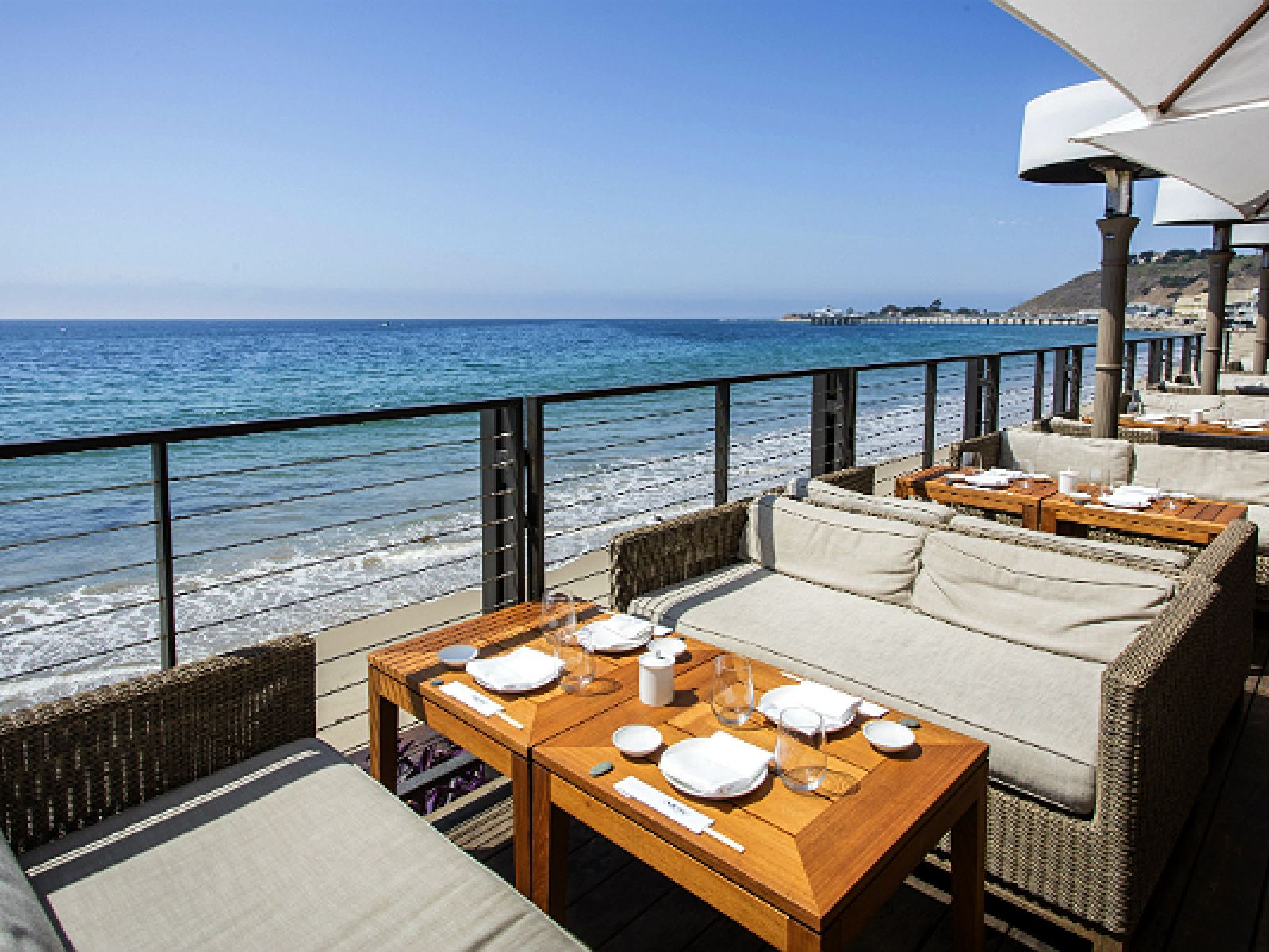 The Best Ocean View Restaurants On The Westside Of L A Discover Los Angeles