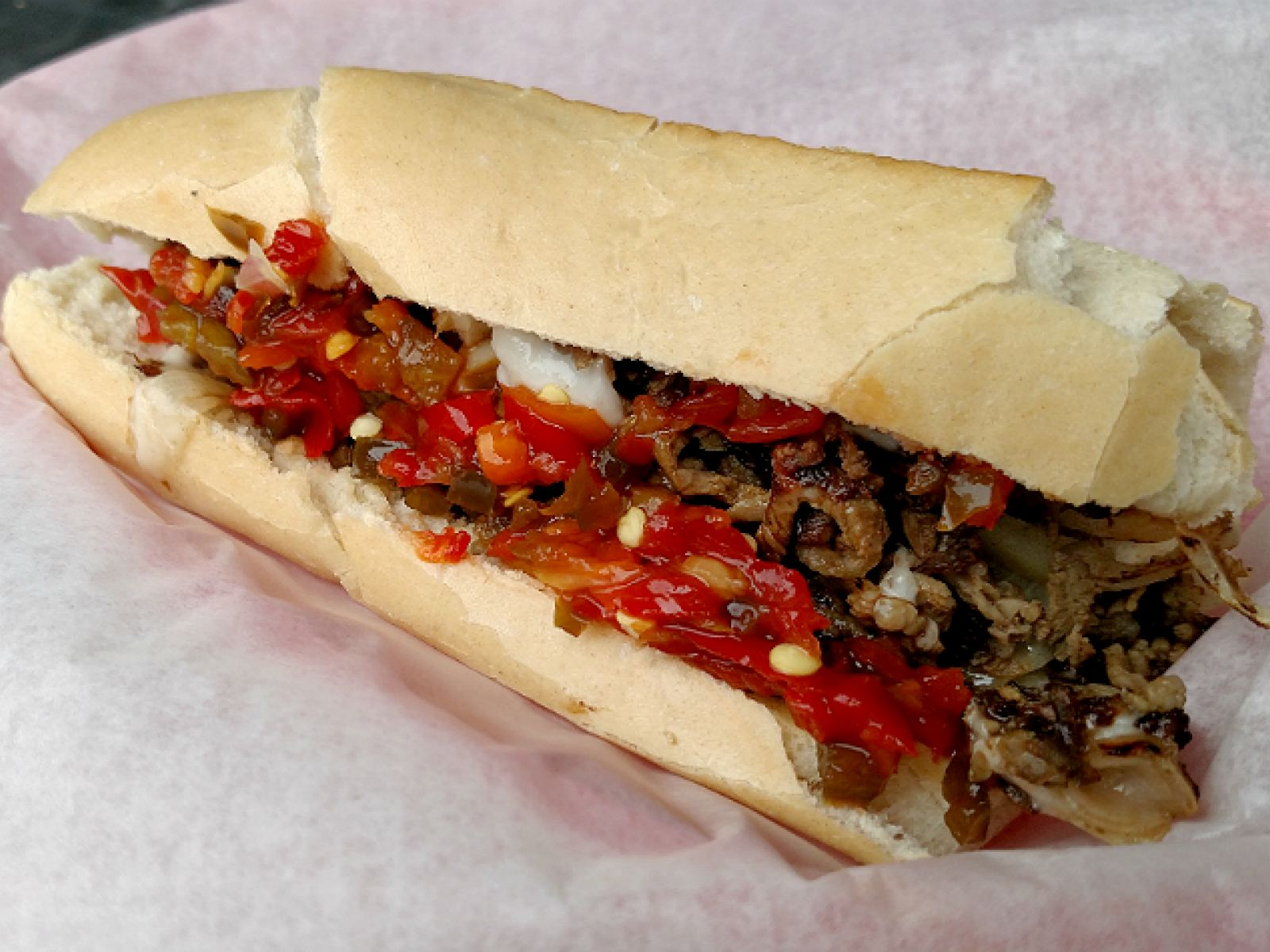 Main image for guide titled The Best Cheesesteaks in Los Angeles