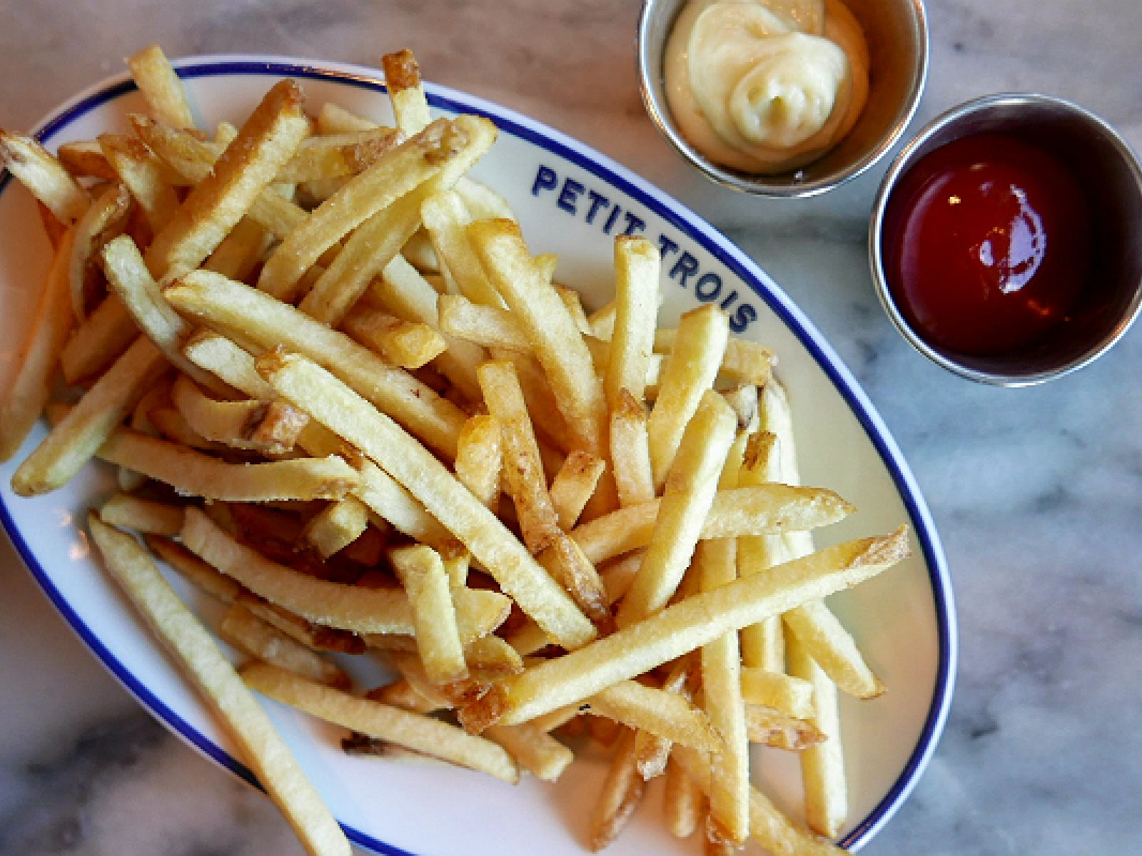 Main image for guide titled The Best French Fries in Los Angeles
