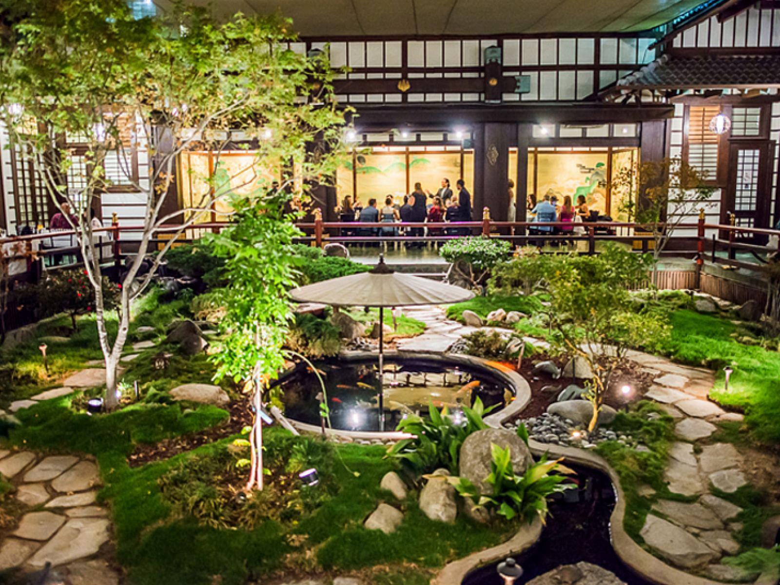 The Garden Courtyard | Photo: Yamashiro, Facebook