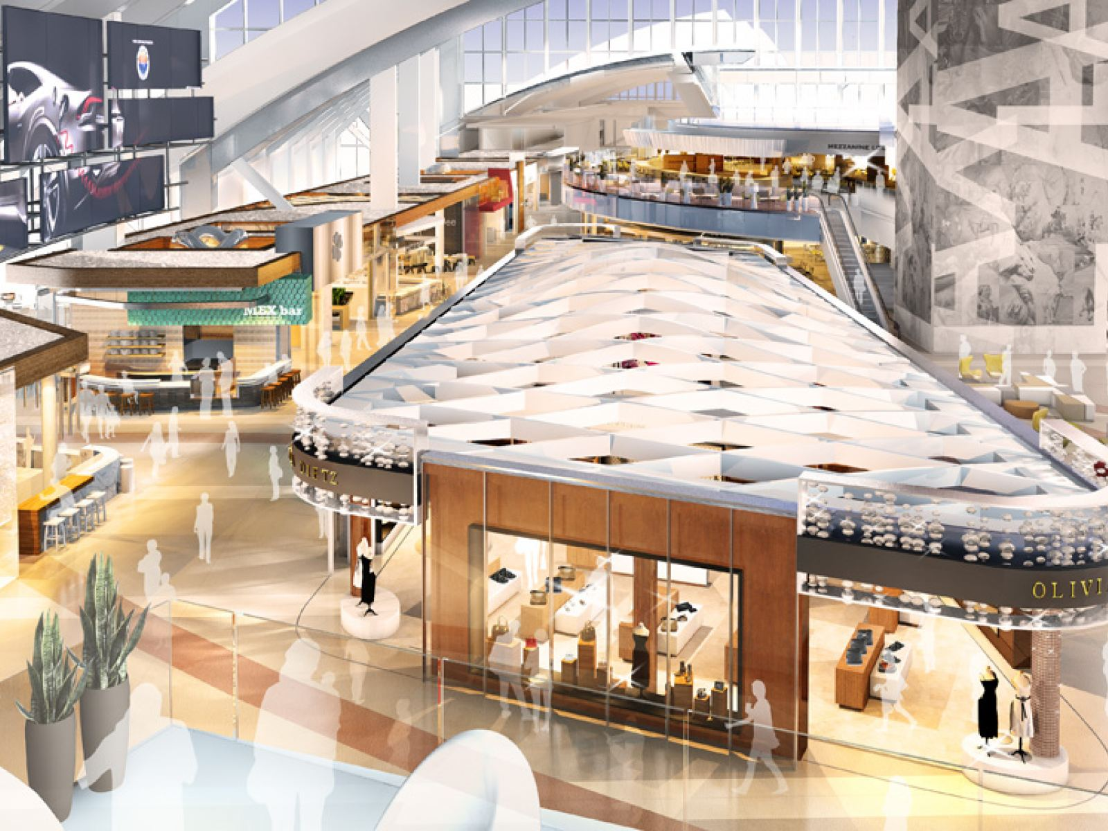 Main image for article titled LAX's Tom Bradley International Terminal: dineLA Foodie Recommended