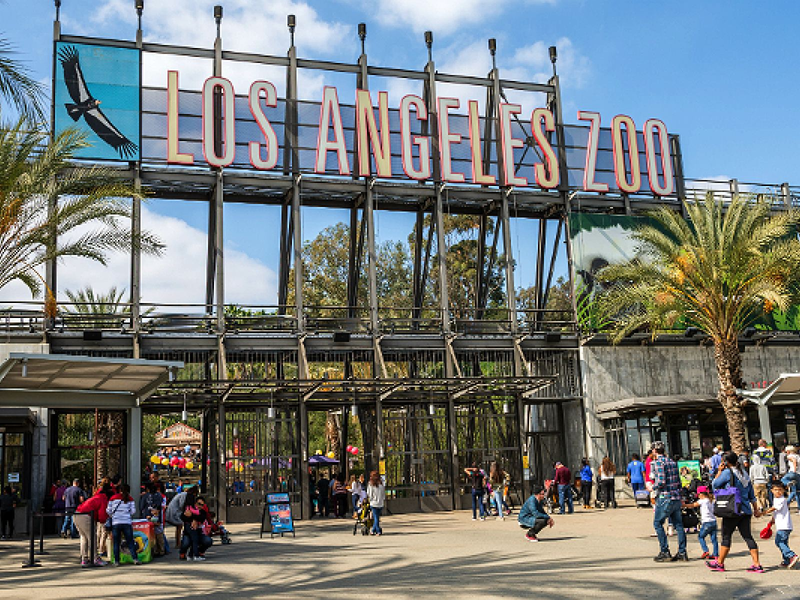 The Guide To The Los Angeles Zoo Botanical Gardens Discover Los