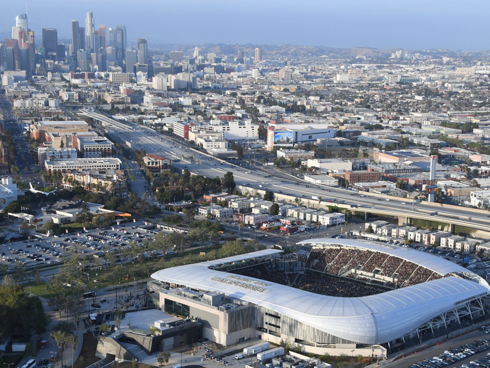 Main image for article titled Banc of CA Stadium is a Game-Changer