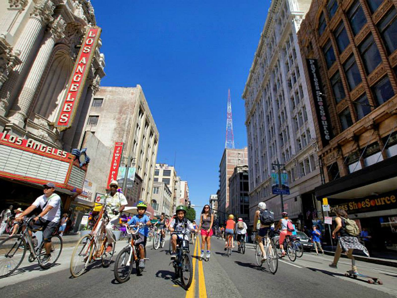 Main image for article titled The Guide to Car-Free Events in Los Angeles