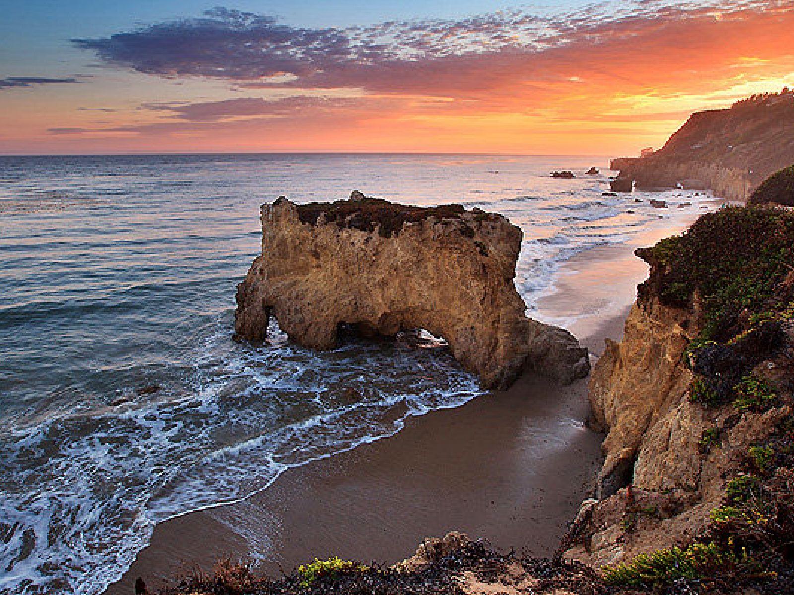 Main image for guide titled Les meilleures plages de Los Angeles