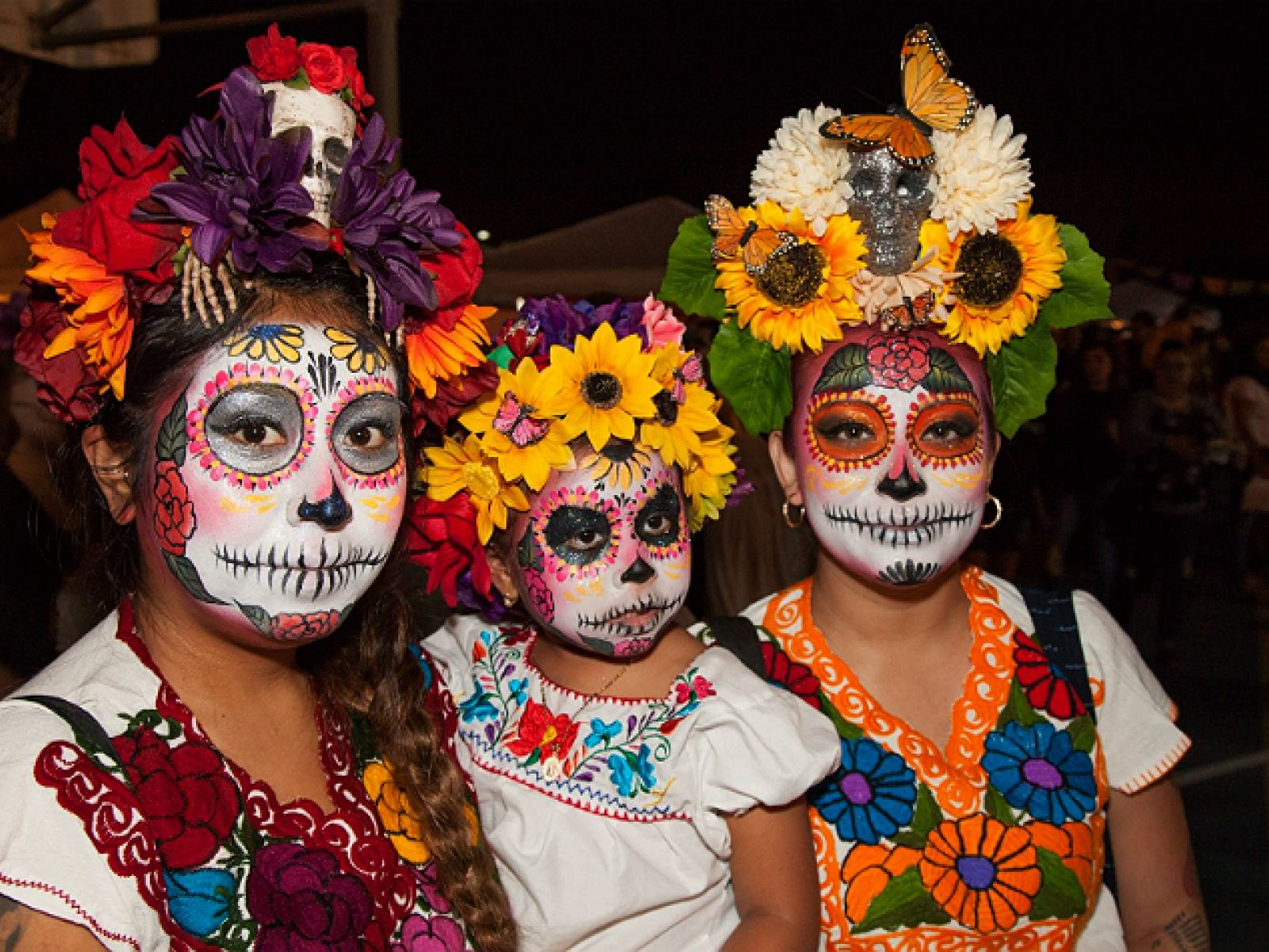 Main image for article titled Family Friendly Día de los Muertos Events in Los Angeles