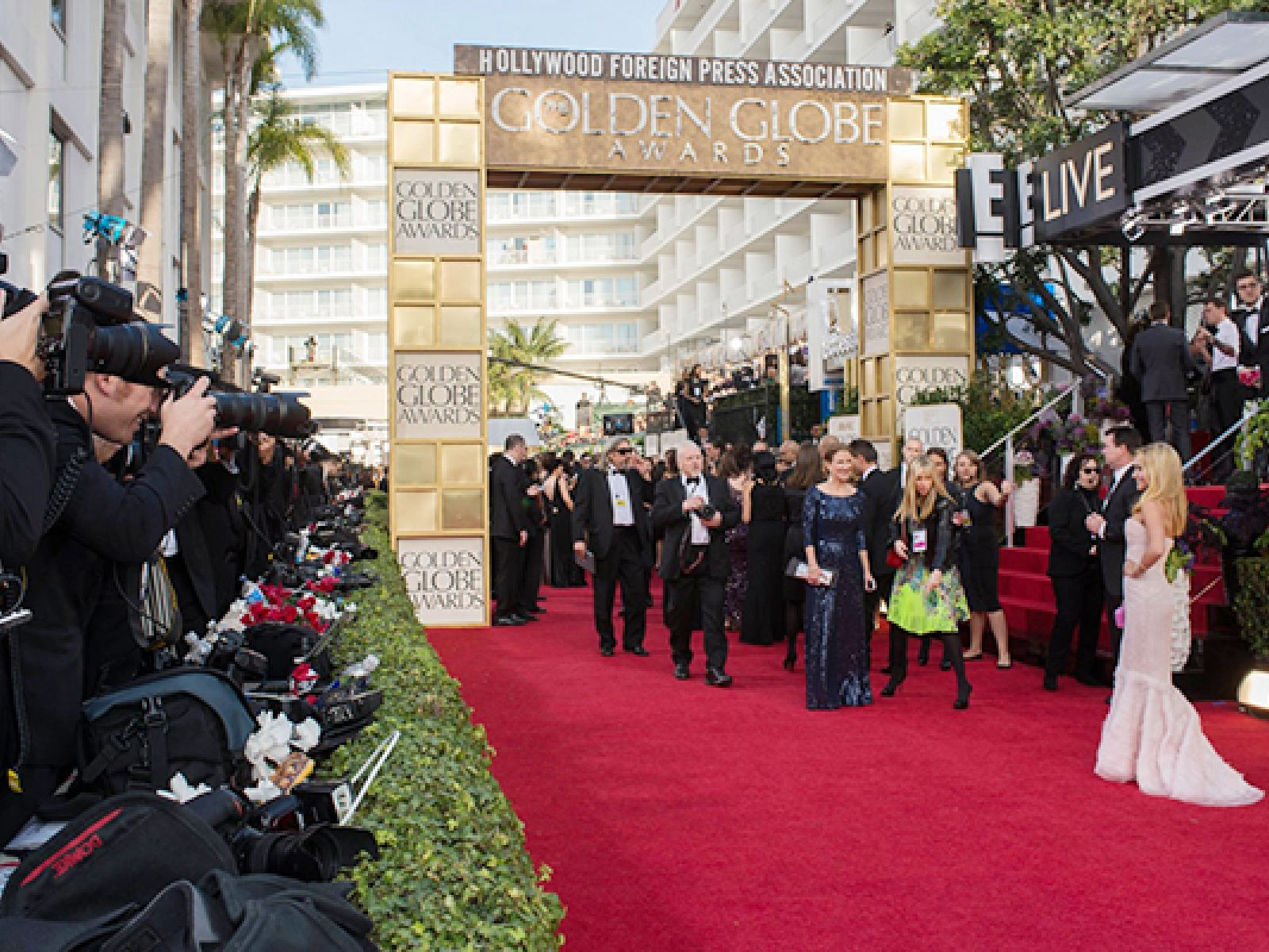 Main image for article titled Découvrir Los Angeles pendant la Awards Season